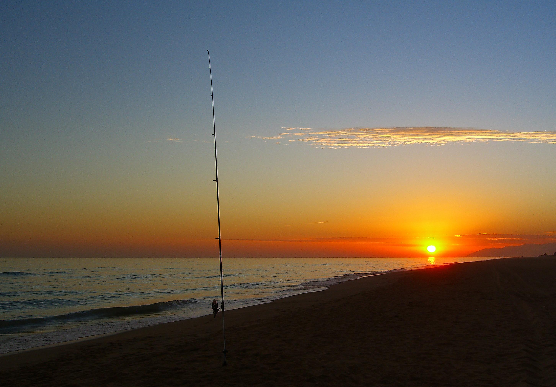 Foto playa Gavà. Uno de mis lugares