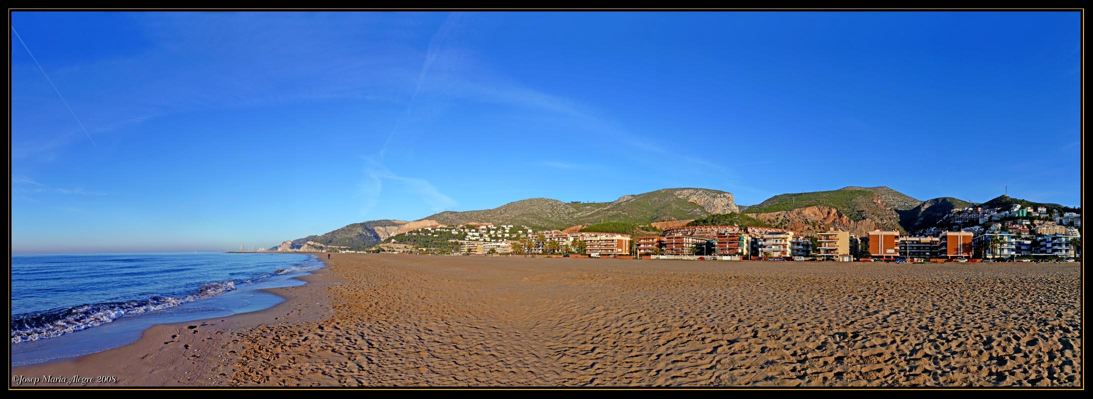 Playa Les Botigues