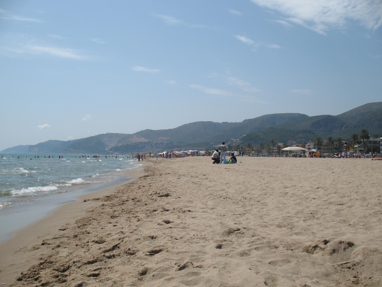 Foto playa Les Botigues. Beach