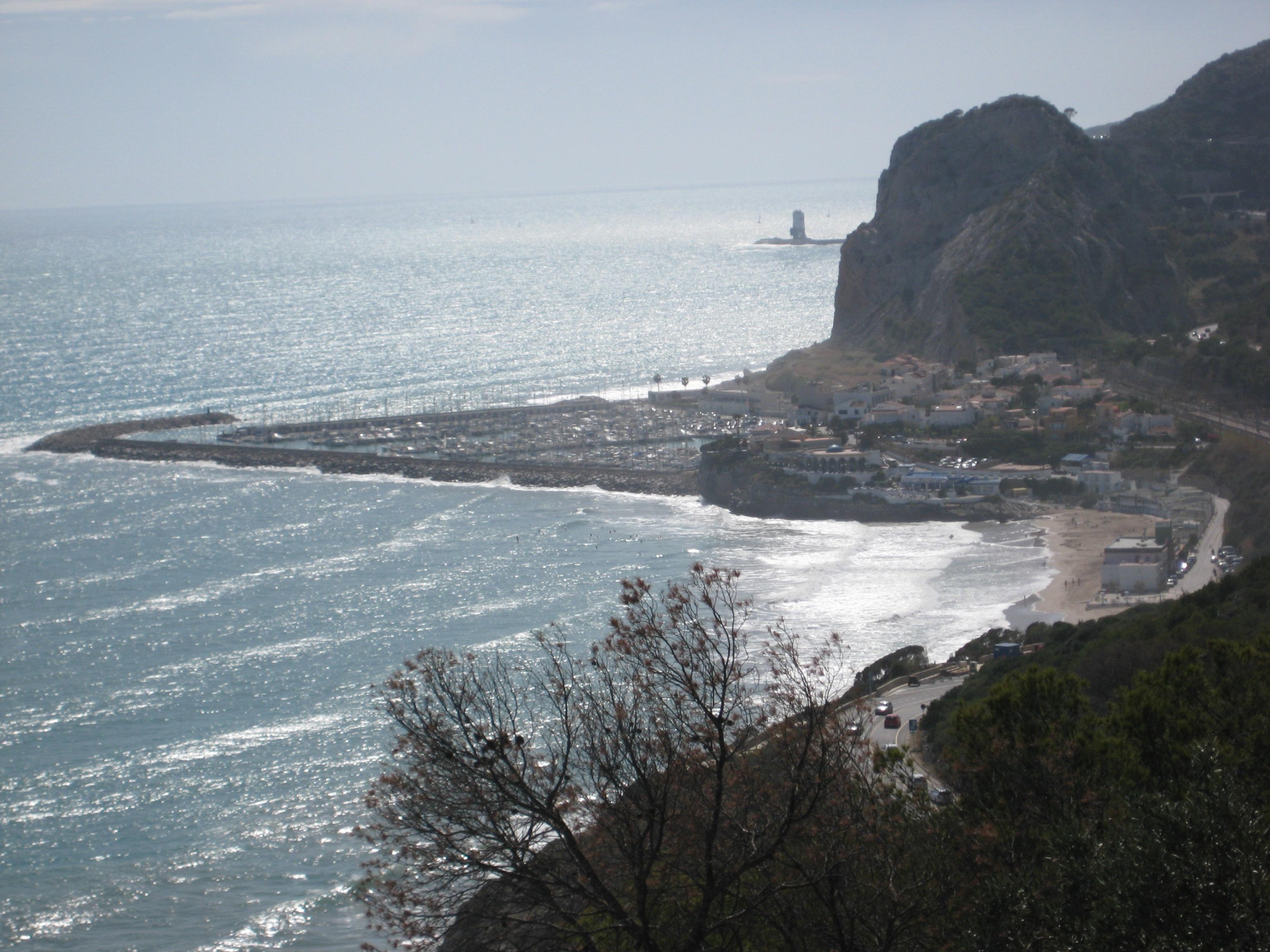 Foto playa Garraf. Garraf