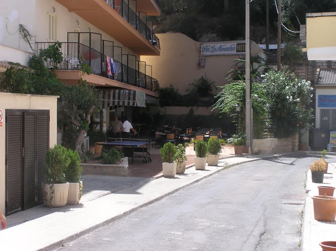 Foto playa Cala Forn. Paguera: Hotel Flor los Almendros - 2003
