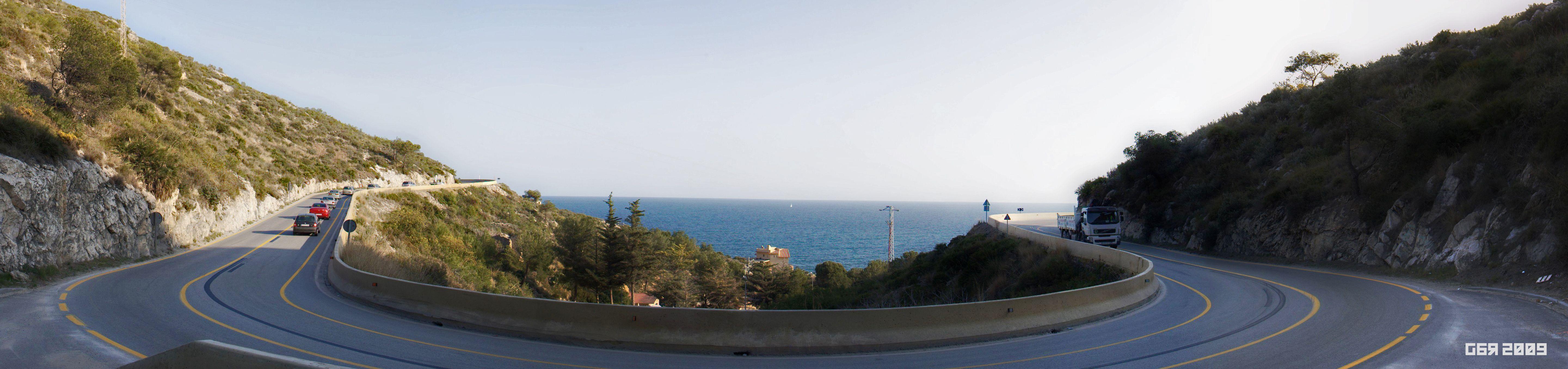 Foto playa Els Balmins. Curvone C31 - Panoramica
