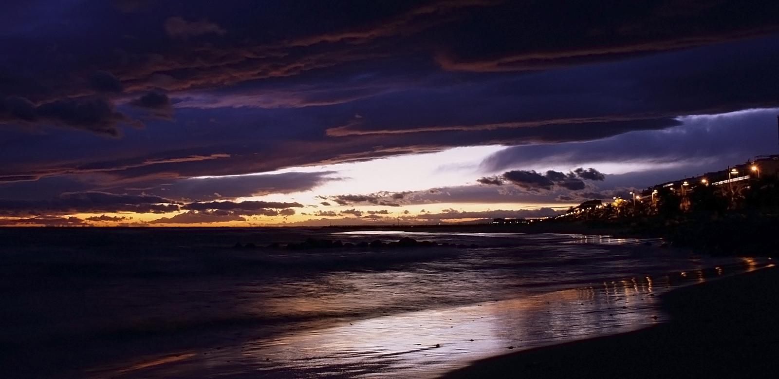 Foto playa Mota de Sant Pere. Cubelles