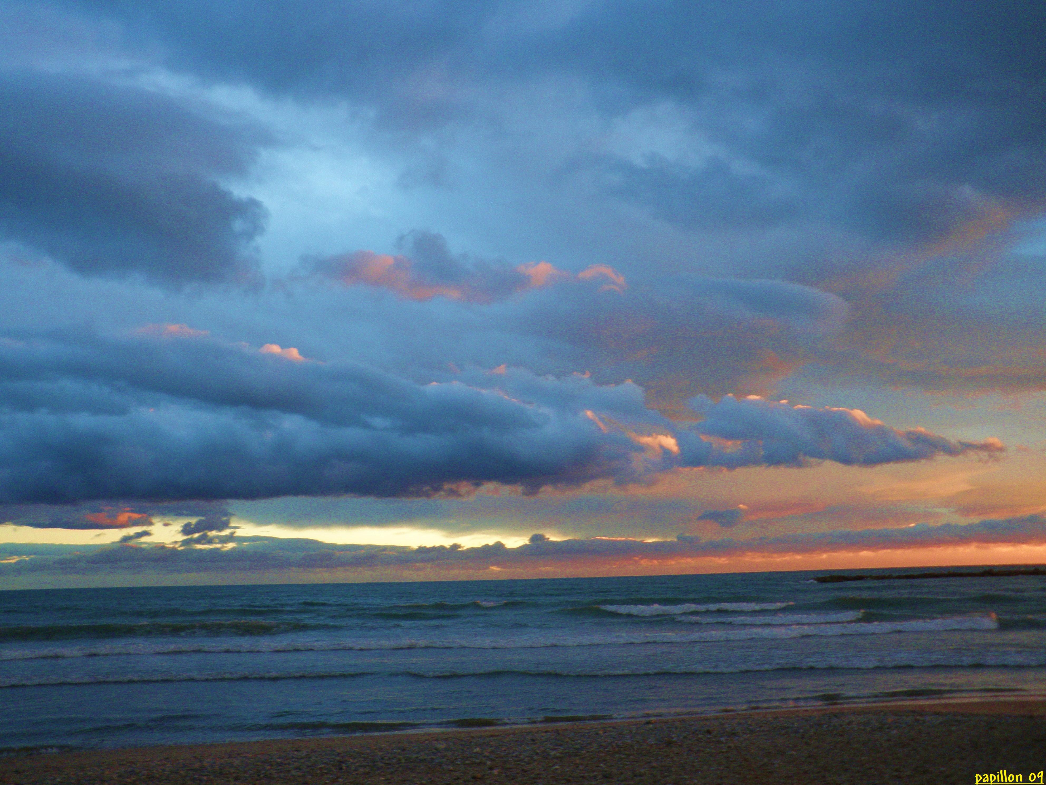 Foto playa Mota de Sant Pere. blaus