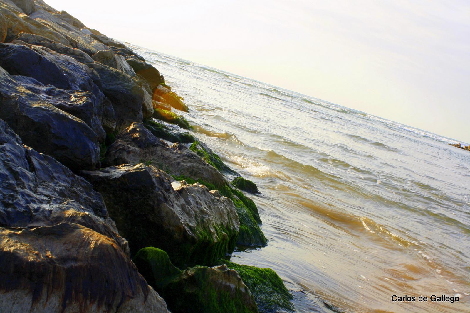 Foto playa Mota de Sant Pere.
