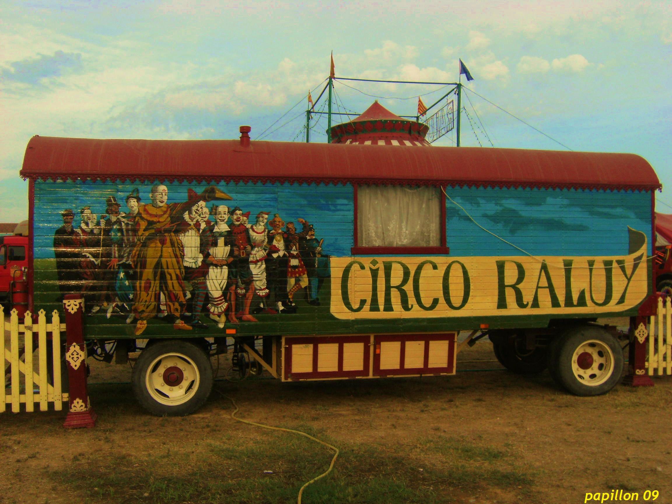 Foto playa Mota de Sant Pere. senyores i senyors ..el circ