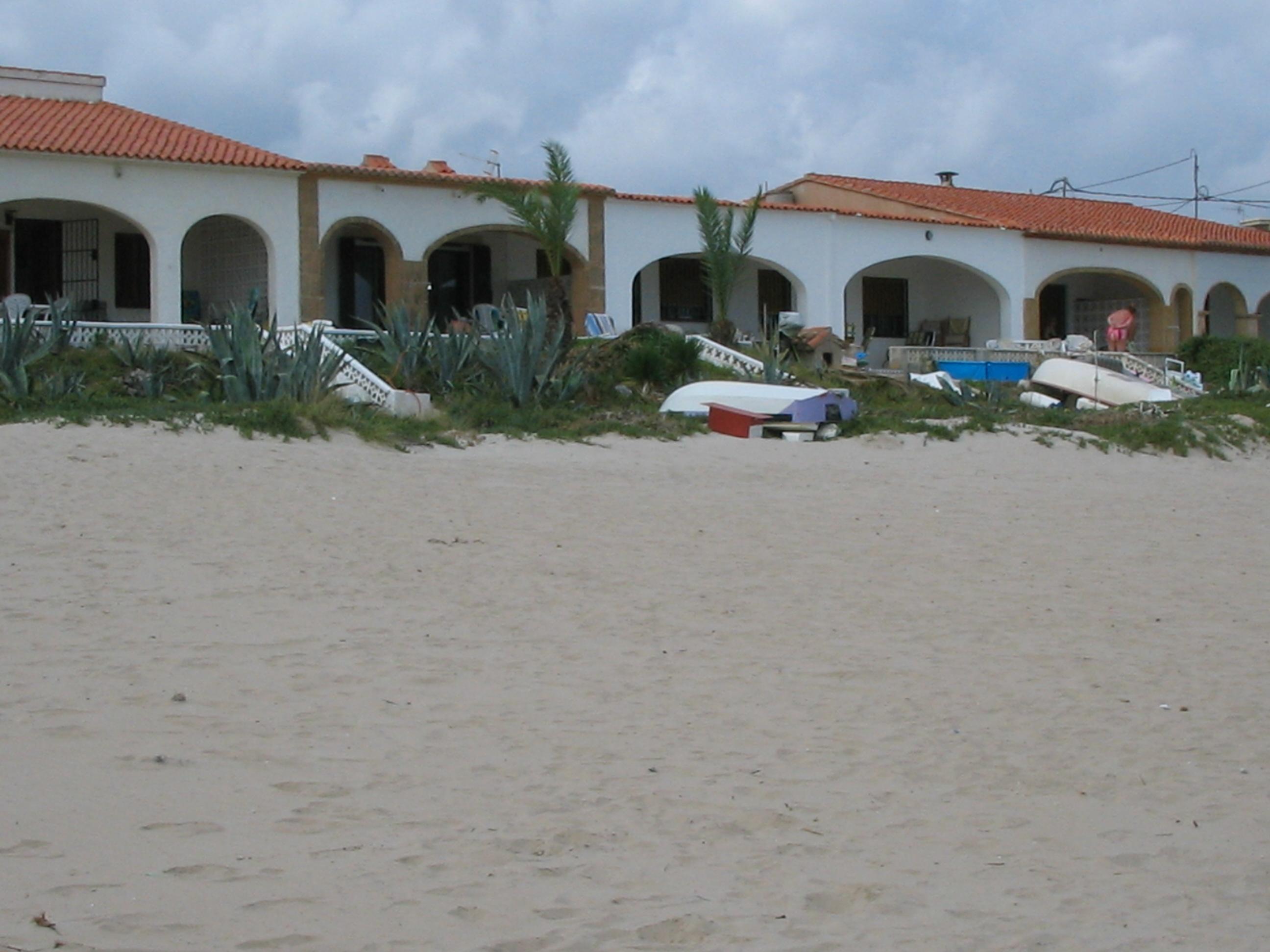 Foto playa Les Devesses / Bassetes. Playa Les Deveses. DENIA