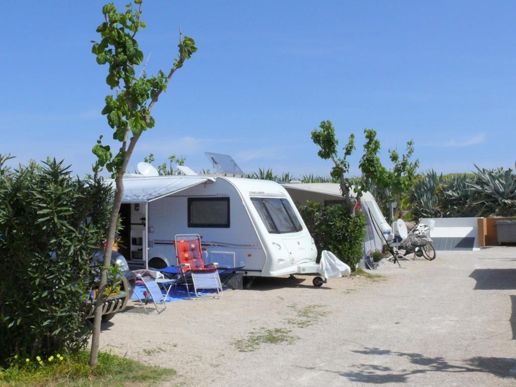Playa Terranova / Burguera