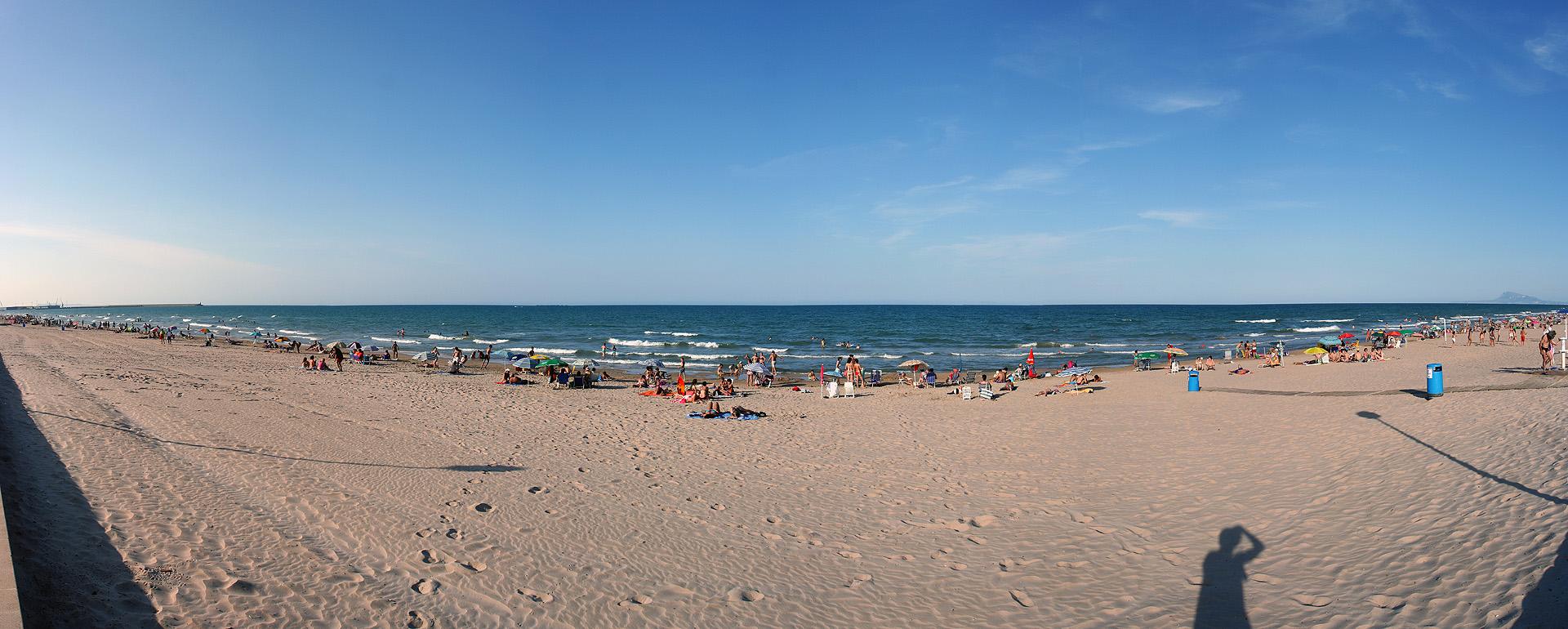 Playa Daimús
