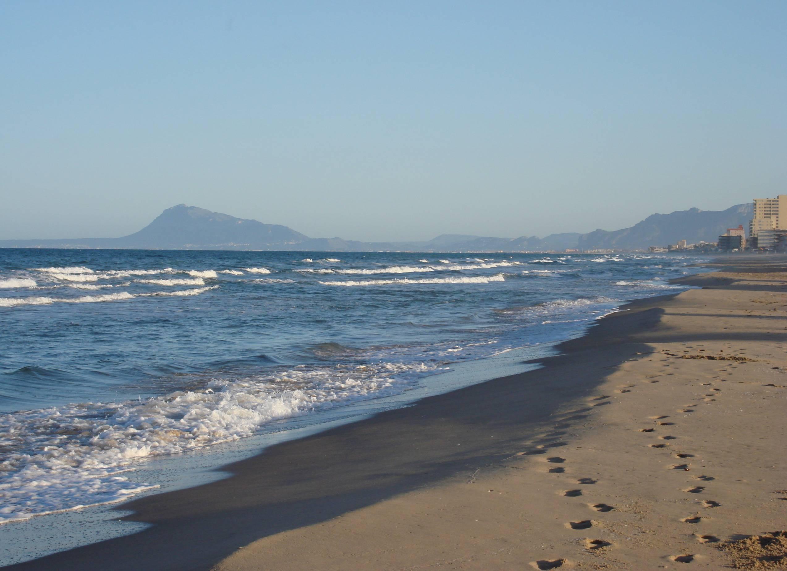 Playa Los Pedregales