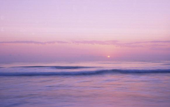 Foto playa Los Pedregales. Mediterráneo desde Daimús