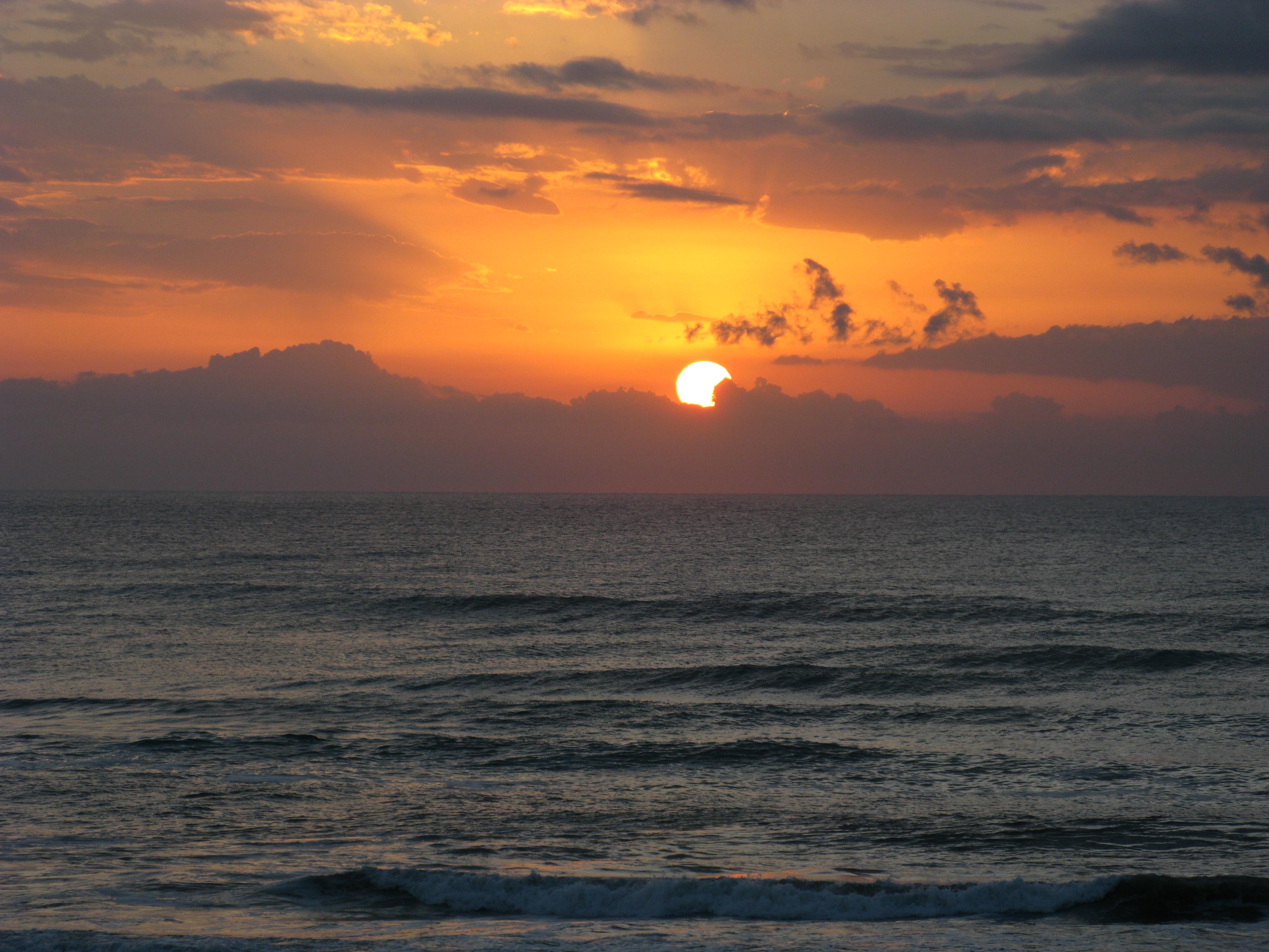 Playa Norte de Gandía / Nord