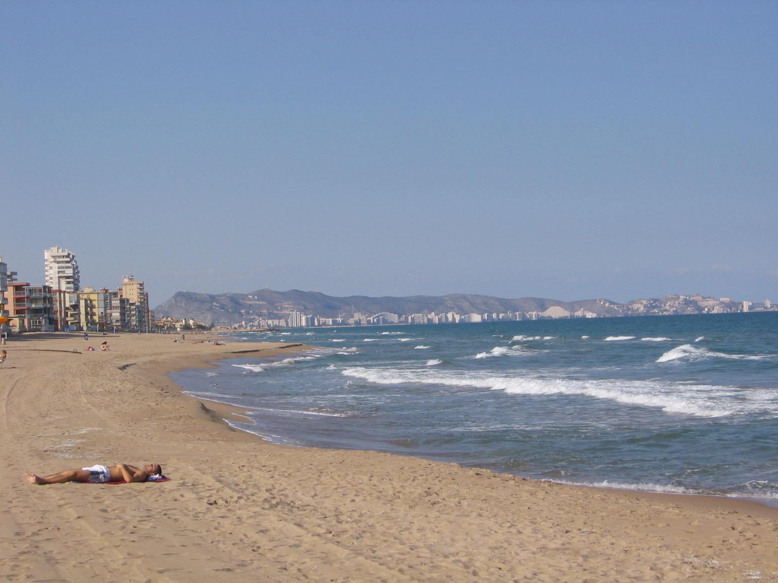 Playa Tavernes