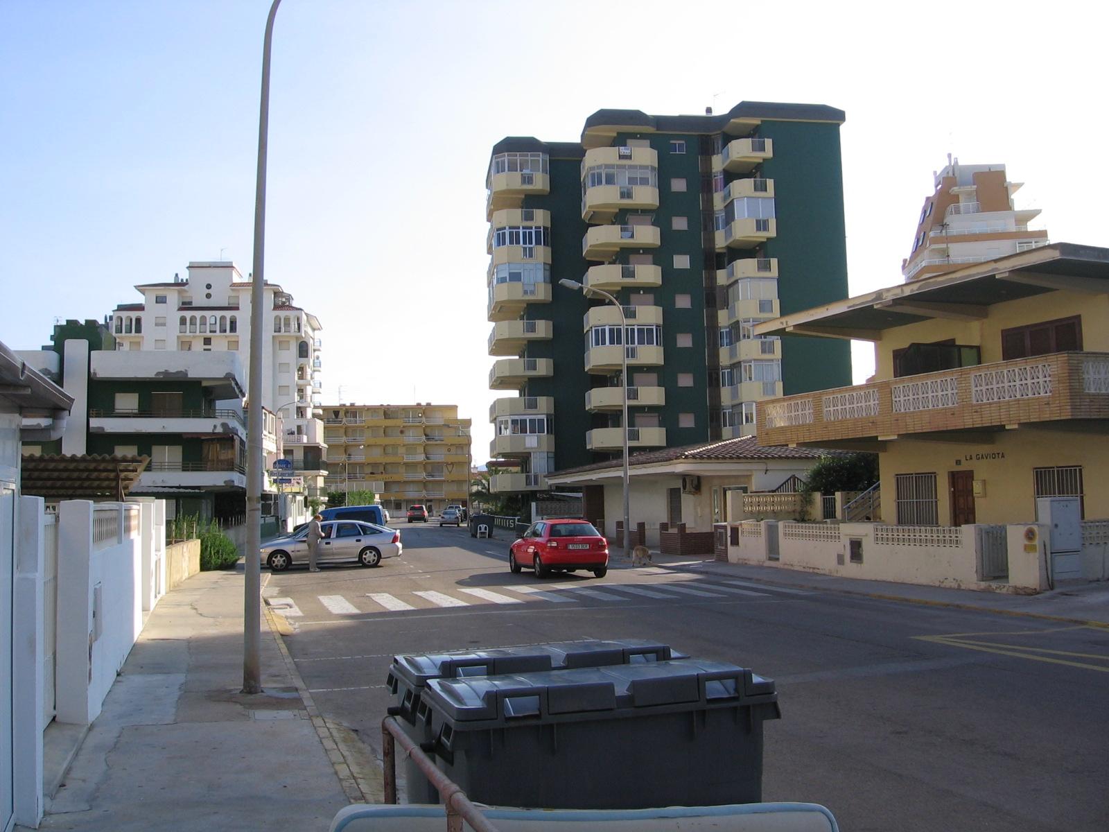Foto playa Tavernes.