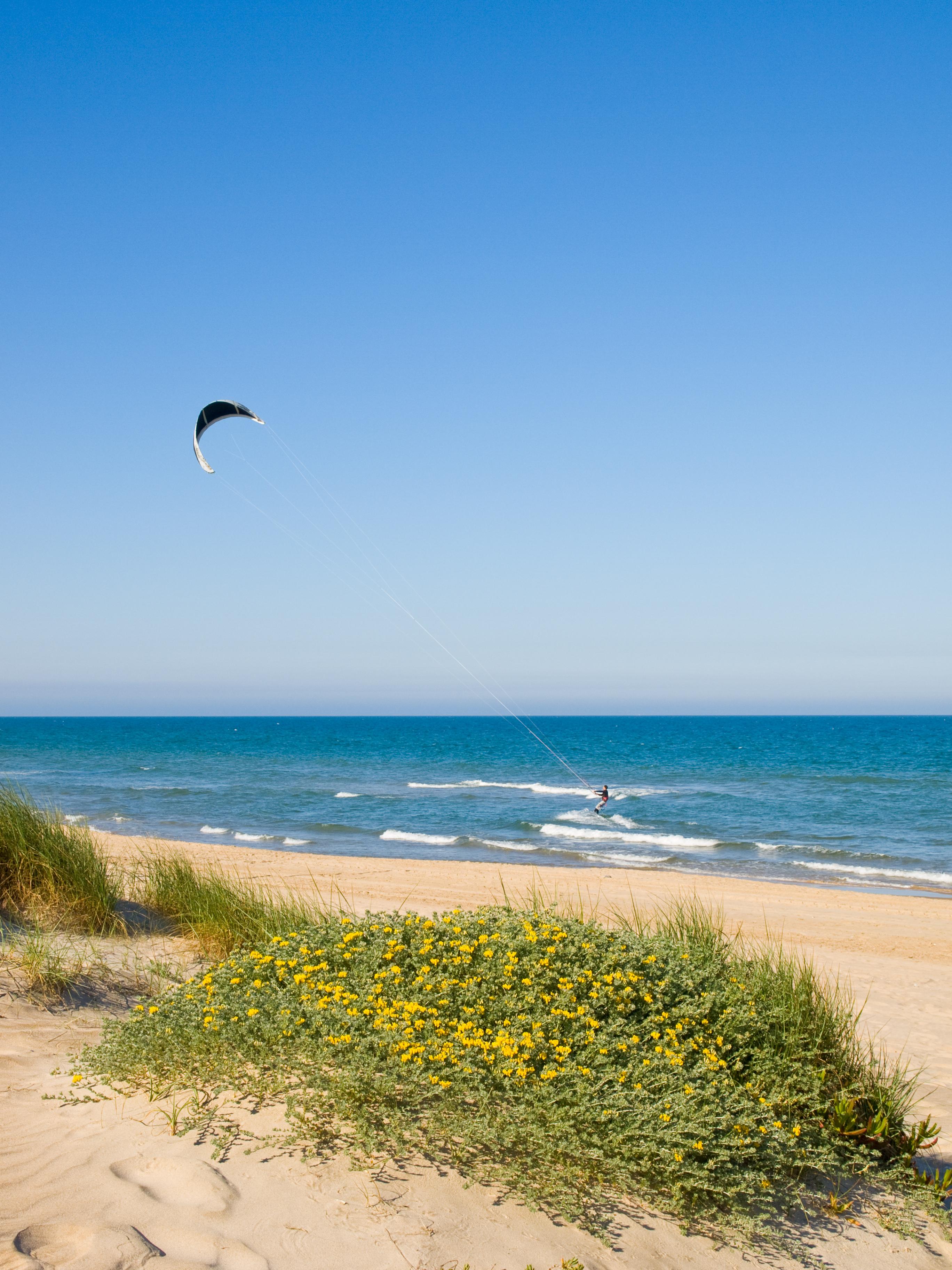 Foto playa Mareny de Sant Llorenç. Mareny de Sant Llorenç