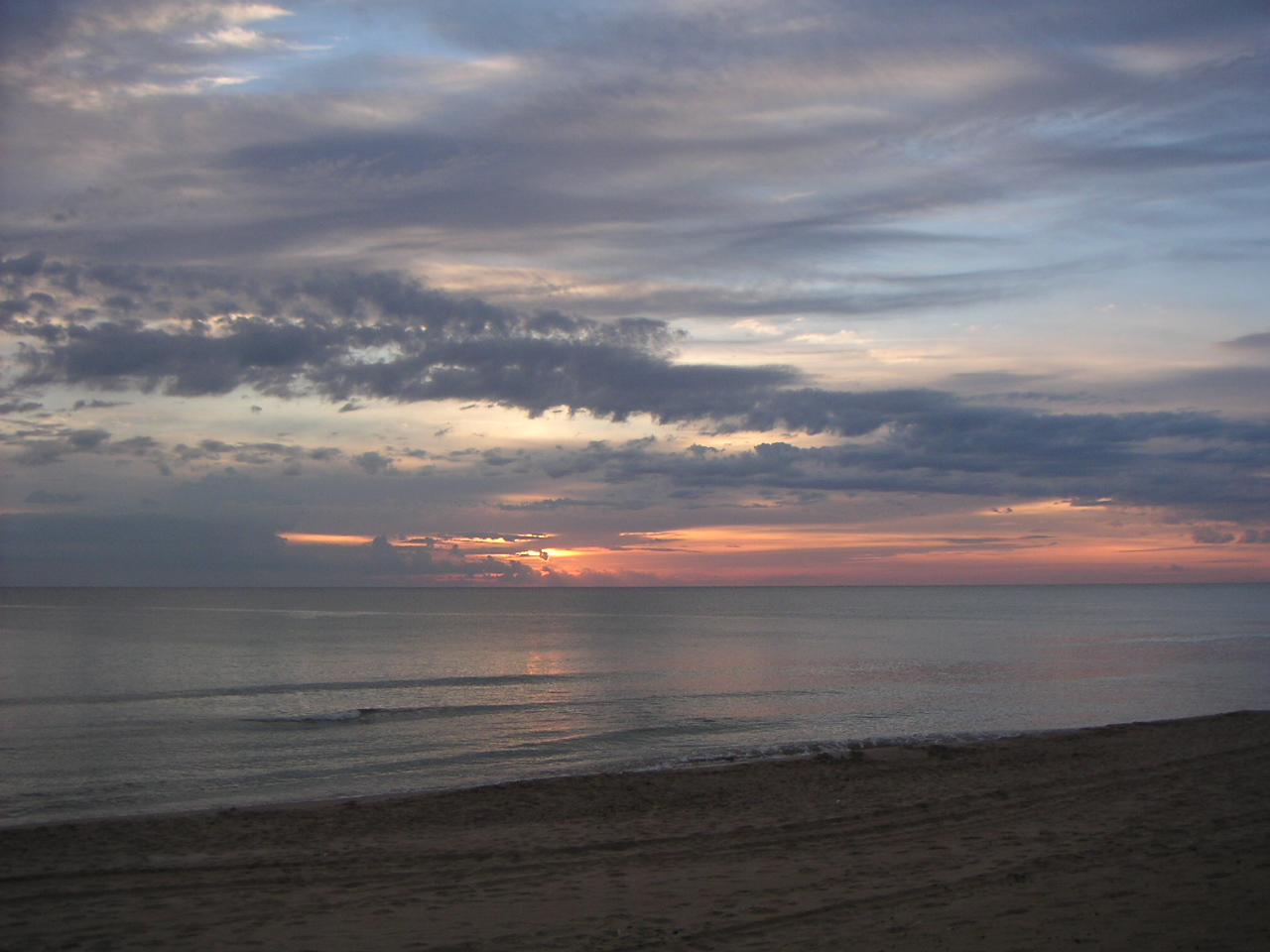 Foto playa Pouet. Mareny, Amanecer Playa del Rey 4