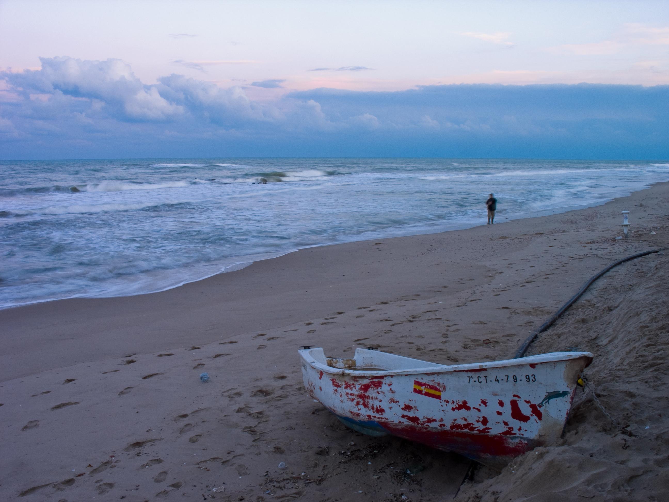 Foto playa Les Palmeretes. Les Palmeres