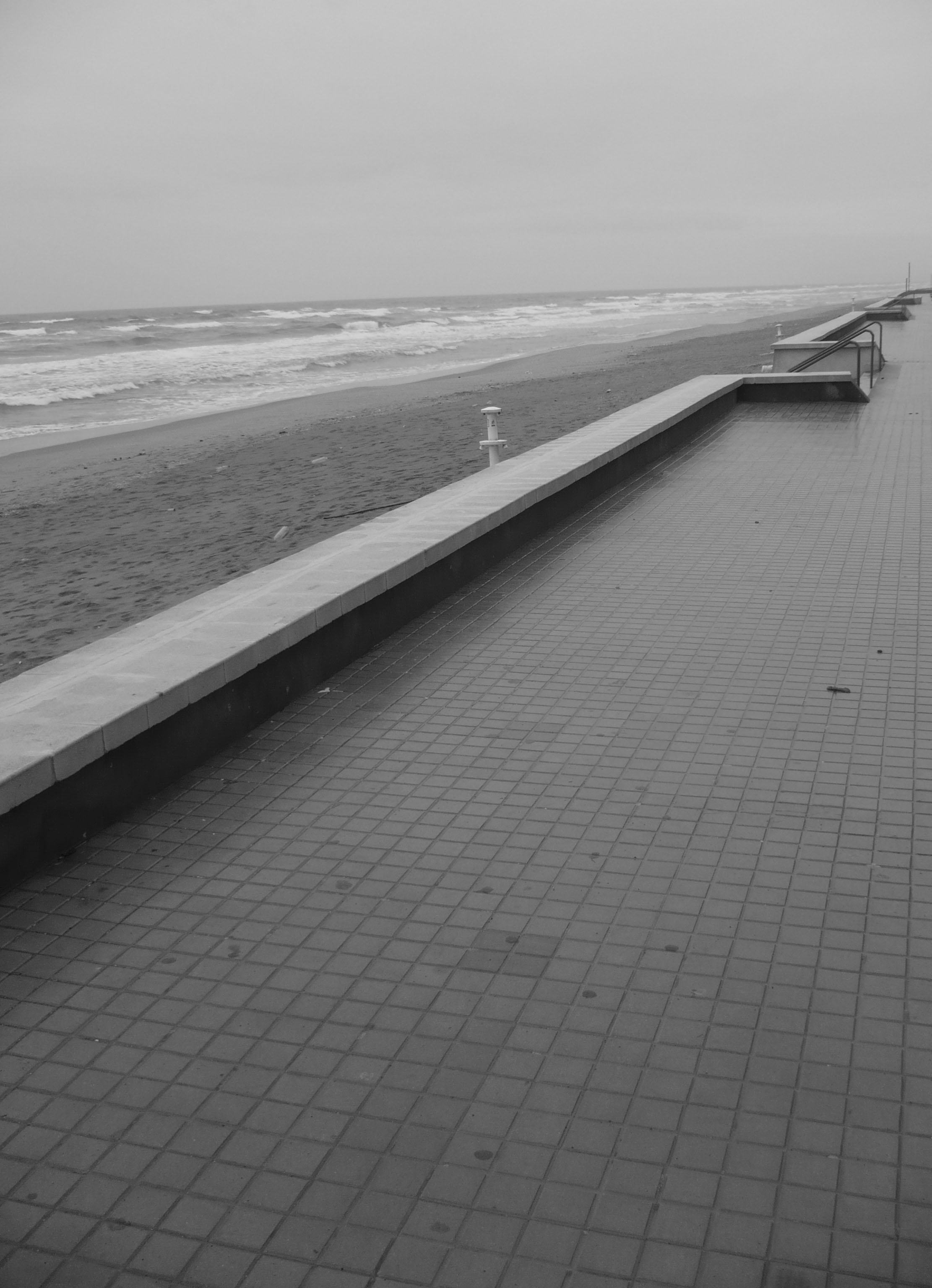 Foto playa Les Palmeretes. playa las palmeras