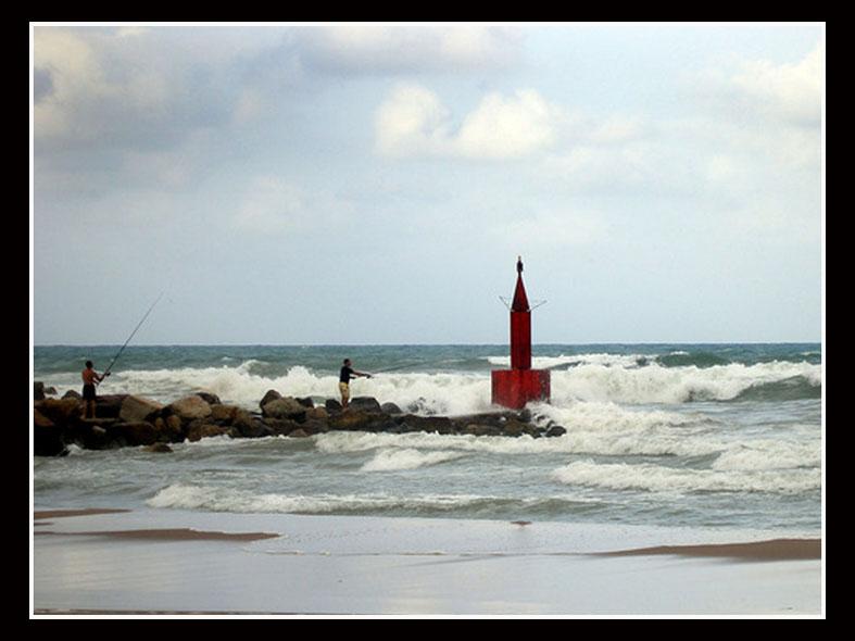 Foto playa El Perelló. LA ESCOLLERA