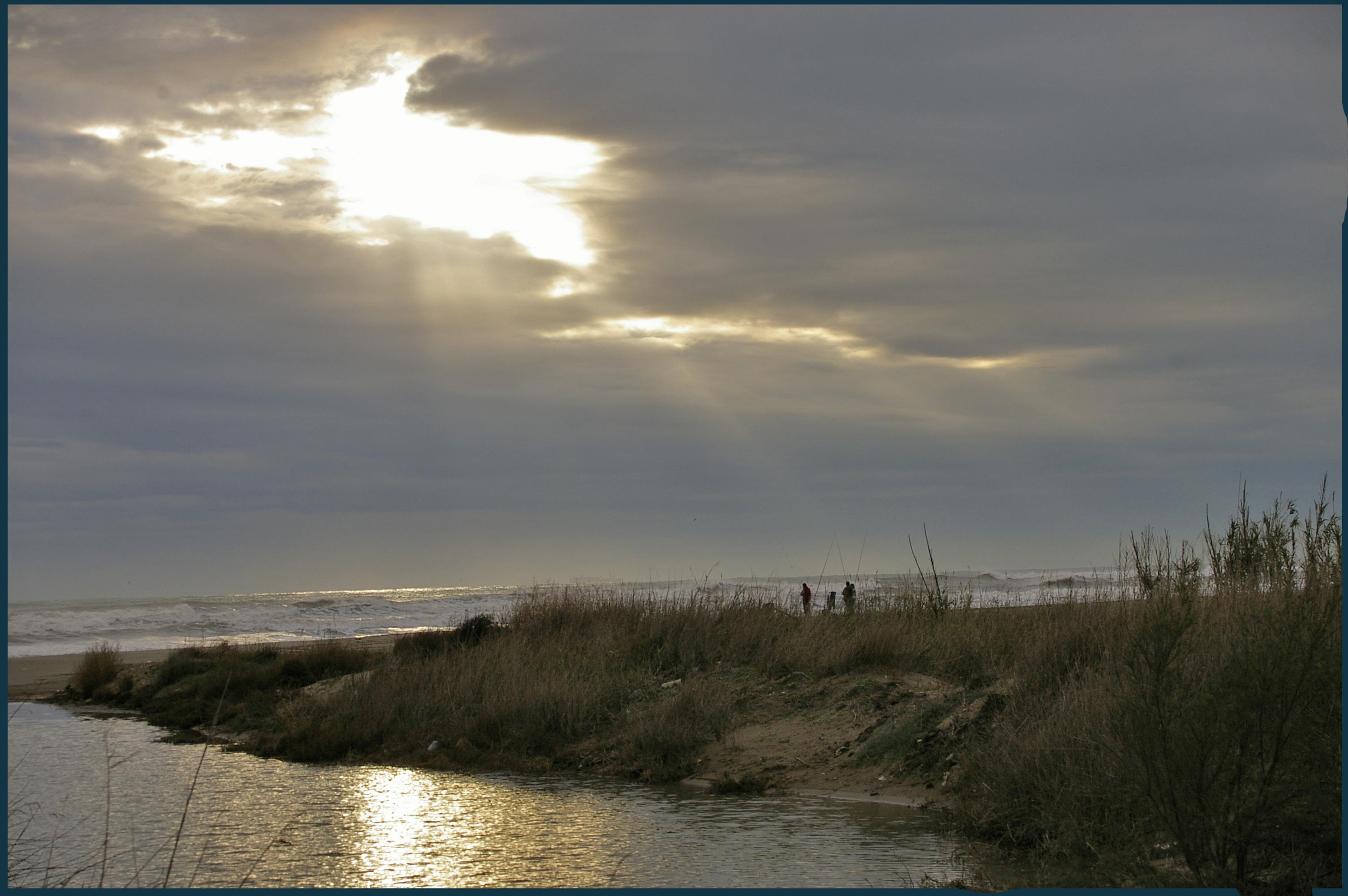 Foto playa Patacona. PataconaDic2006_0002