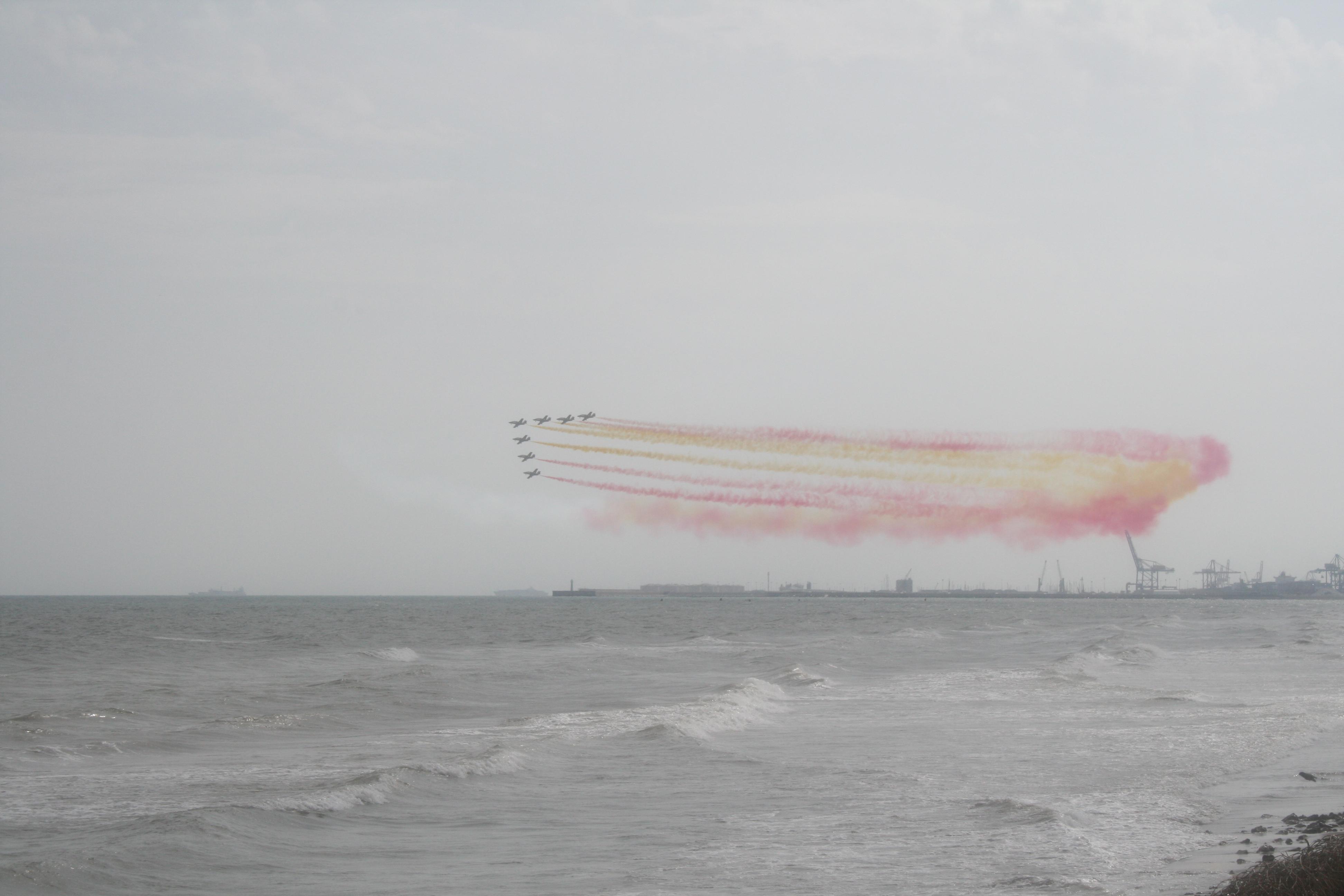 Foto playa Patacona. Valencia