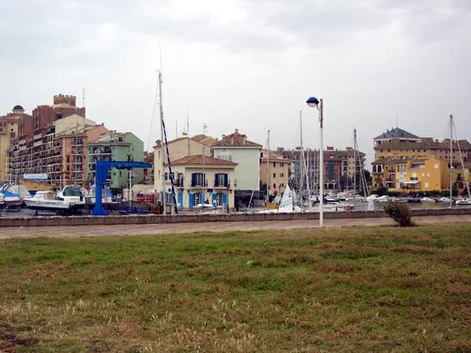 Foto playa Port Saplaya. Port Saplaya - Valencia (may2005)