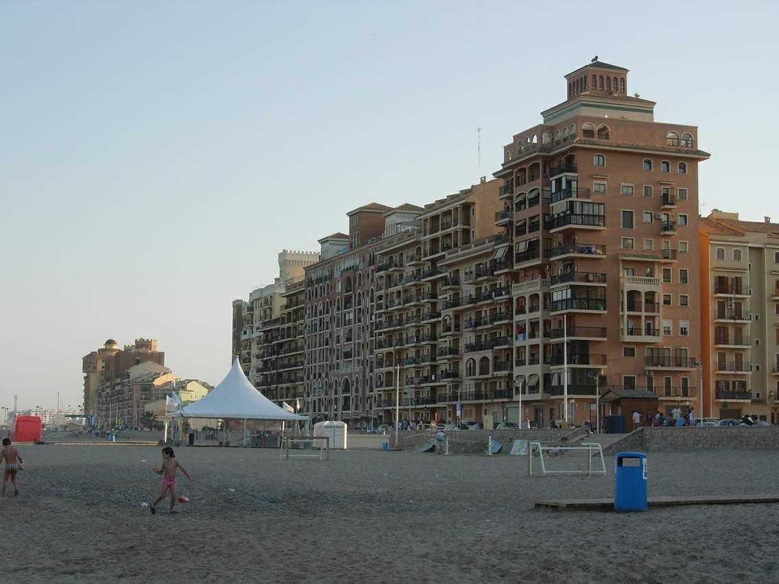 Foto playa Port Saplaya. Saplaya