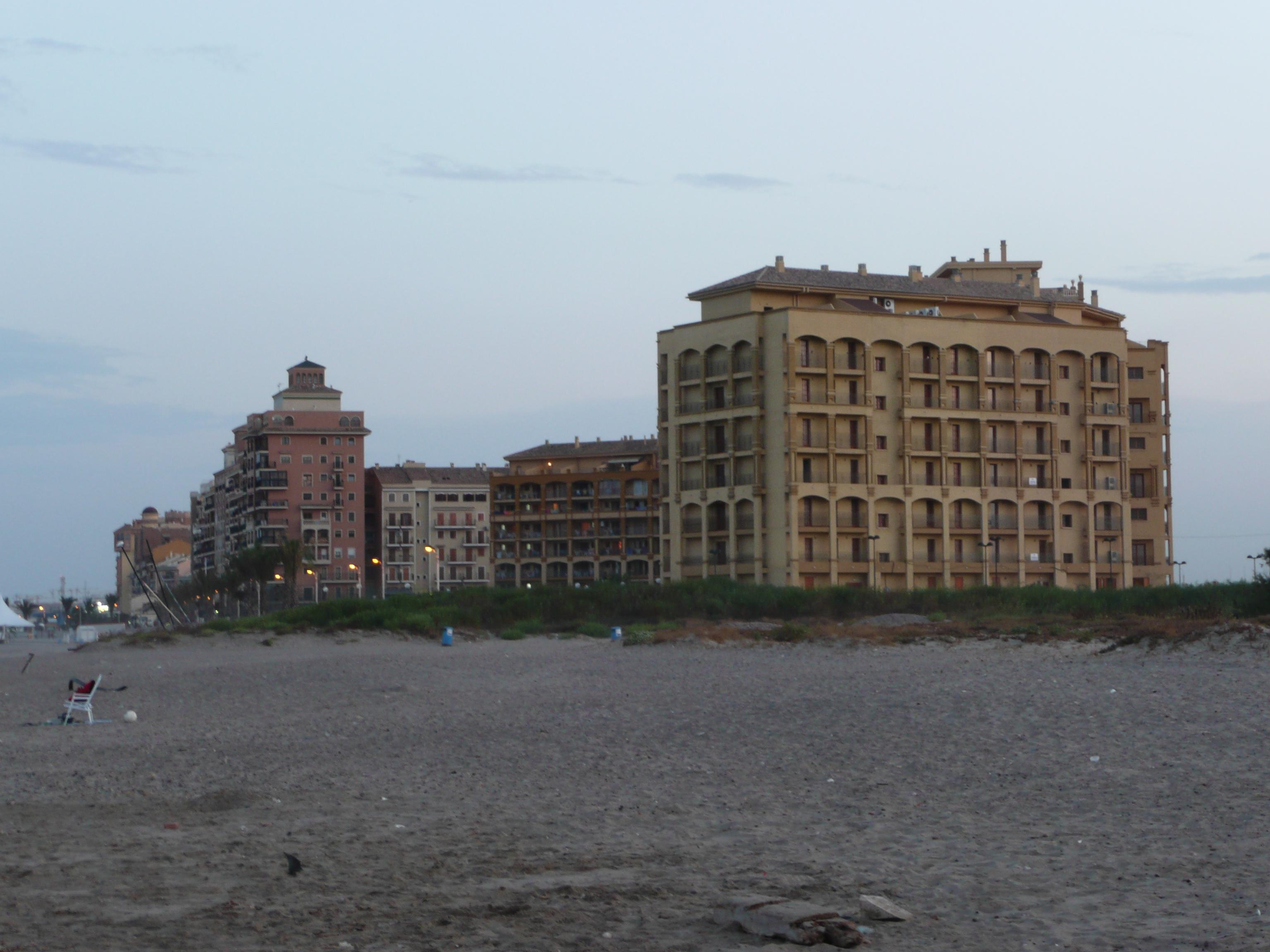 Foto playa Meliana. Saplaya