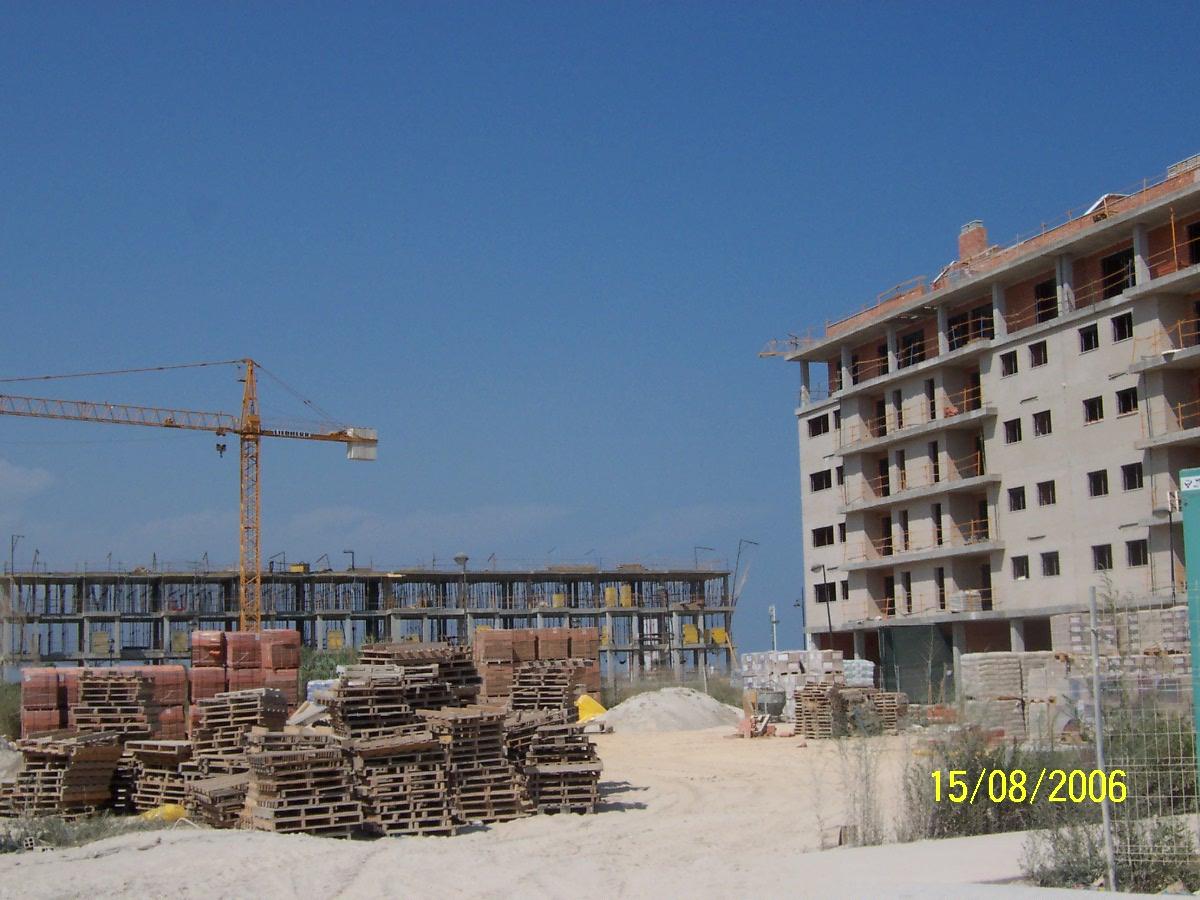Playa Puig / Playa norte del Puig / Del Plans