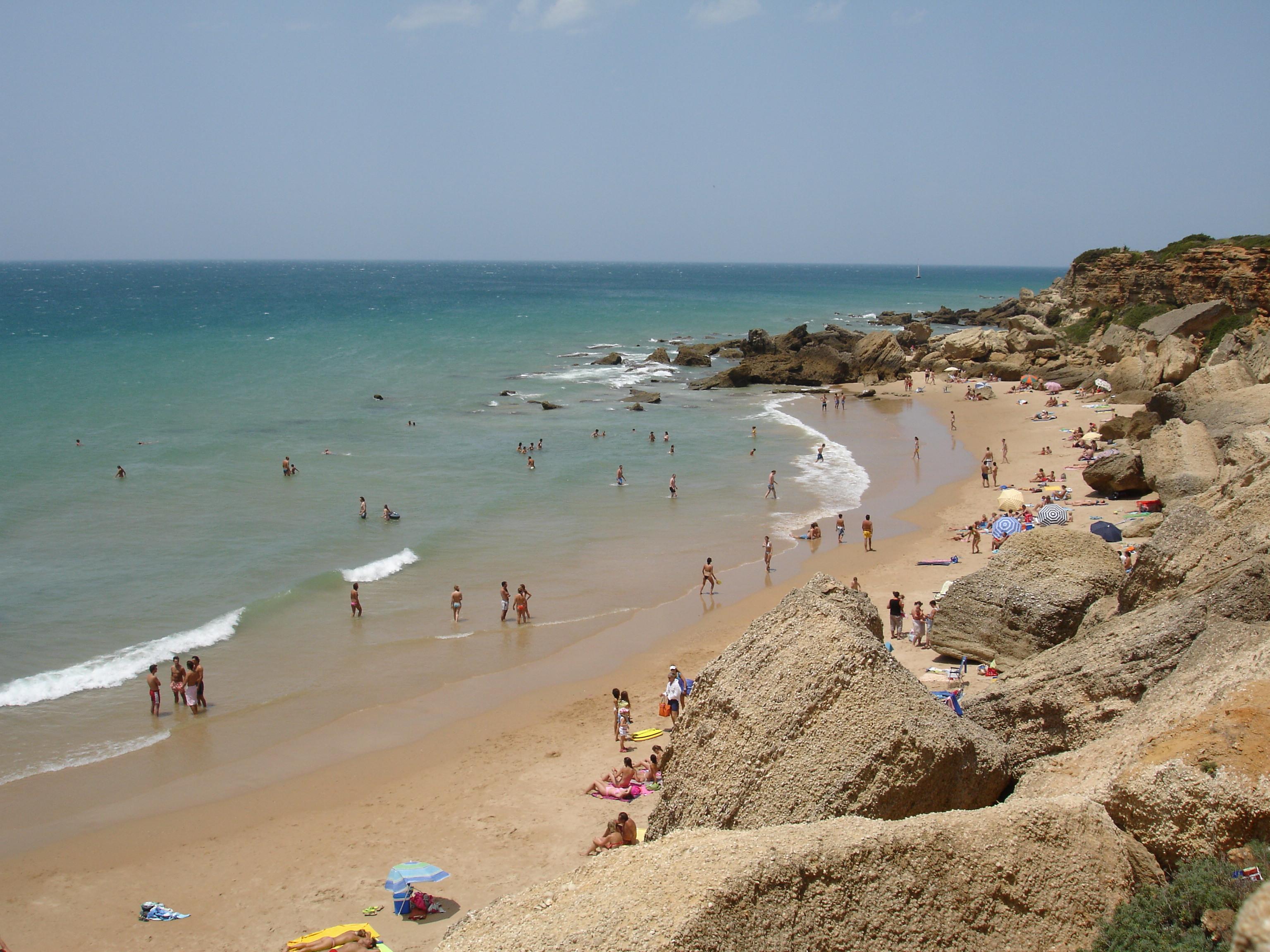 Foto playa De les Cales. Cala el Pato