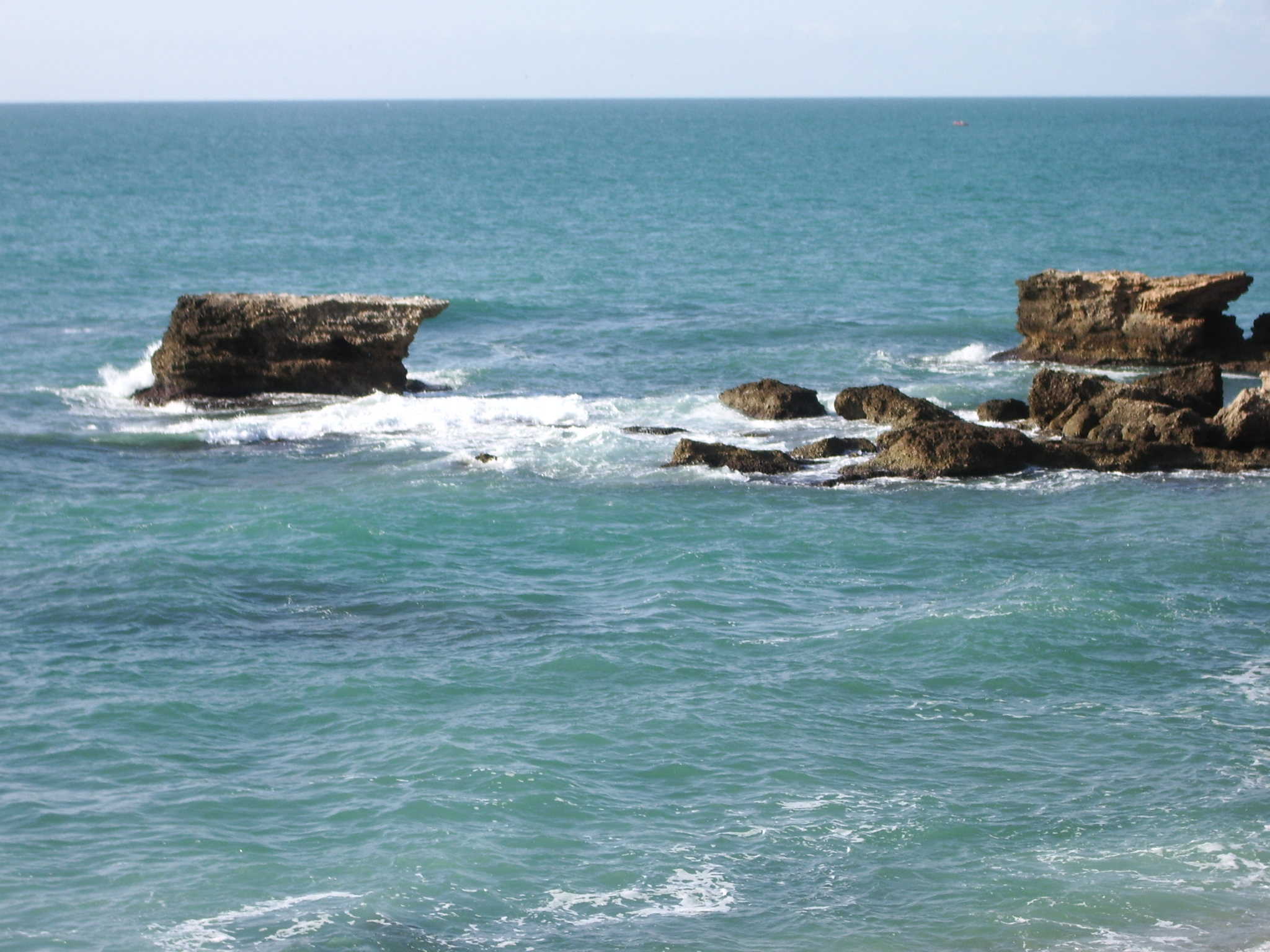 Foto playa Barbiguera. Forada