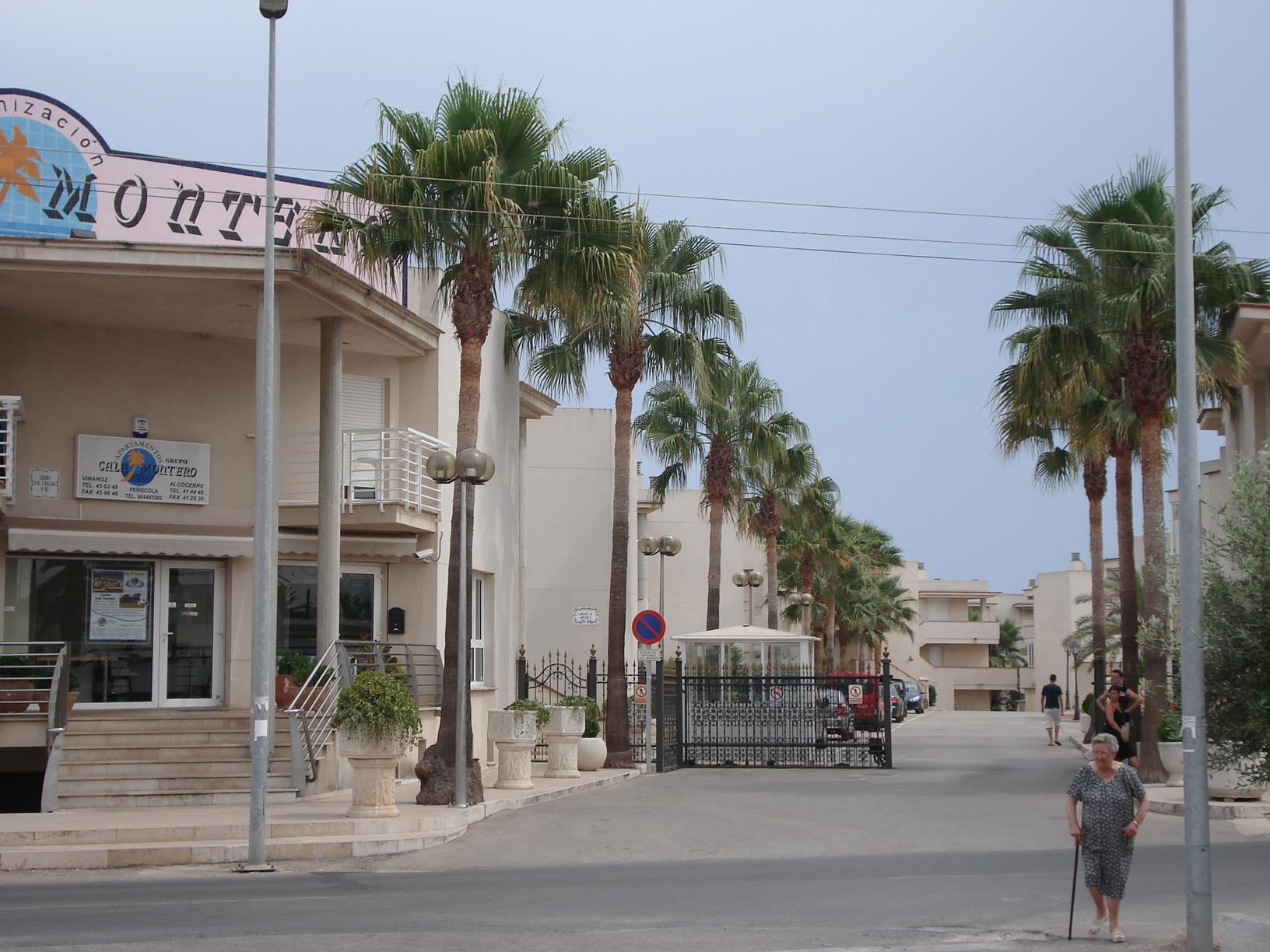Foto playa Barbiguera. Cala Montero 5