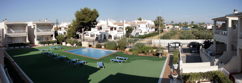 Foto playa Dels Cossis. CALA MONTERO II (Apartamentos)