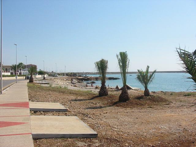 Foto playa Del Clot. En la costa Sur