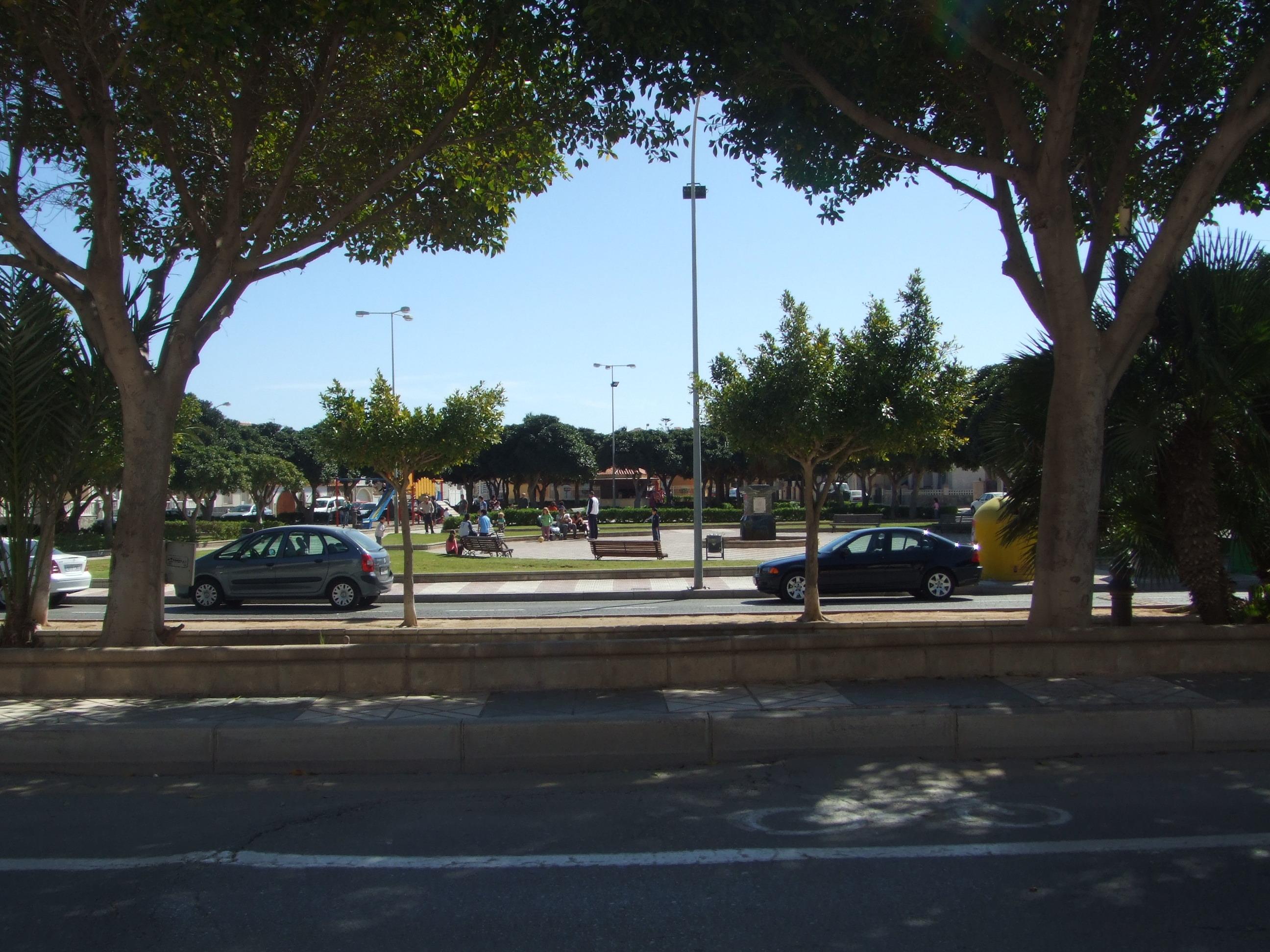 Foto playa De les Salines. Plaza de Motrico