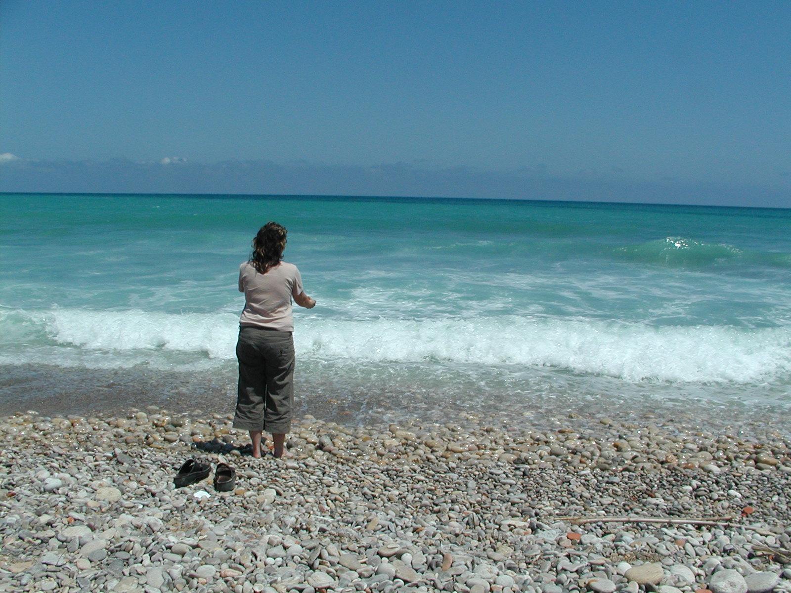Playa D'Aiguaoliva