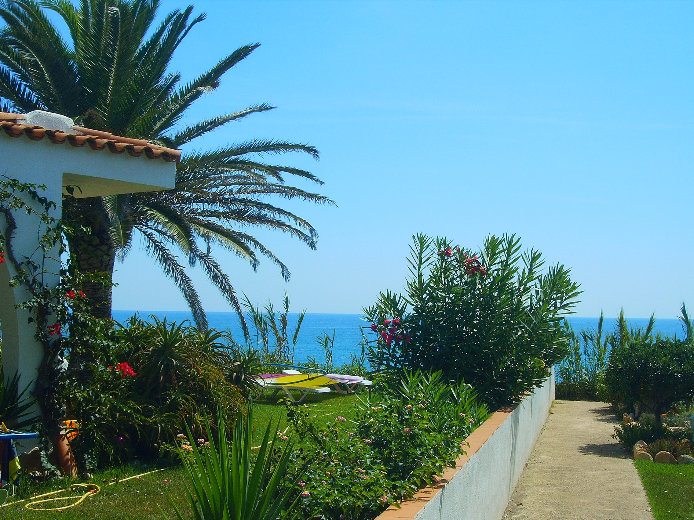 Foto playa D'Aiguaoliva. Benicarlo Surrach 2008