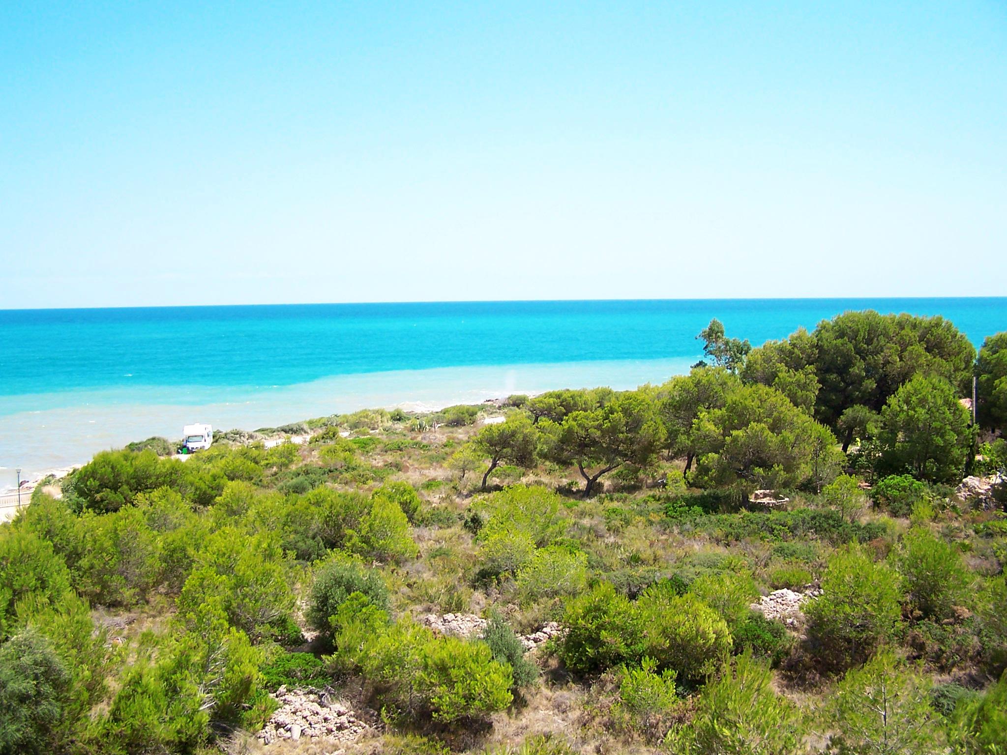 Foto playa Cala Ordí.