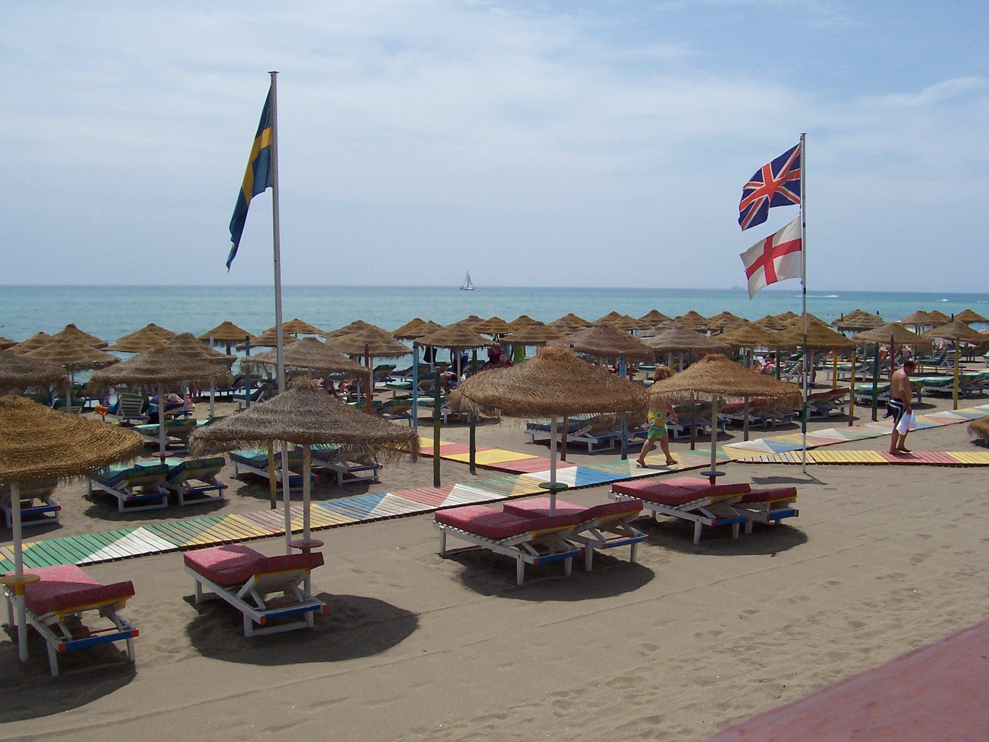 Playa Torrequebrada