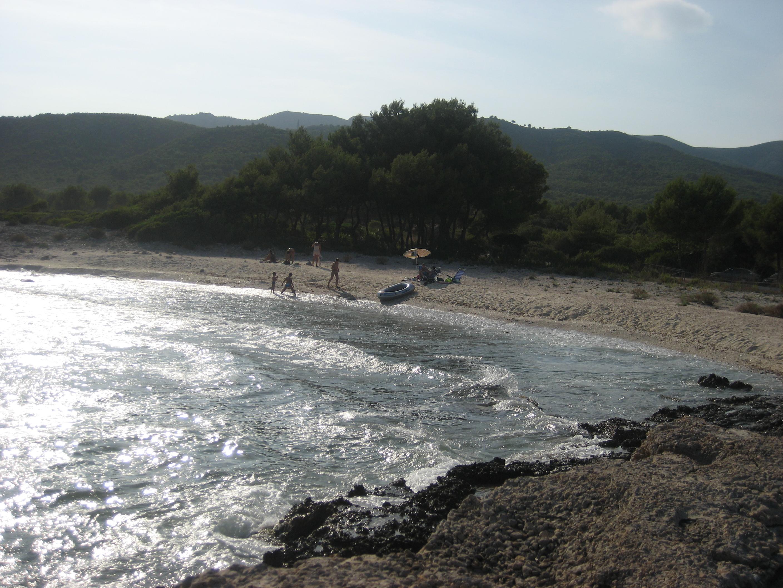 Foto playa Del Russo. playa de irta