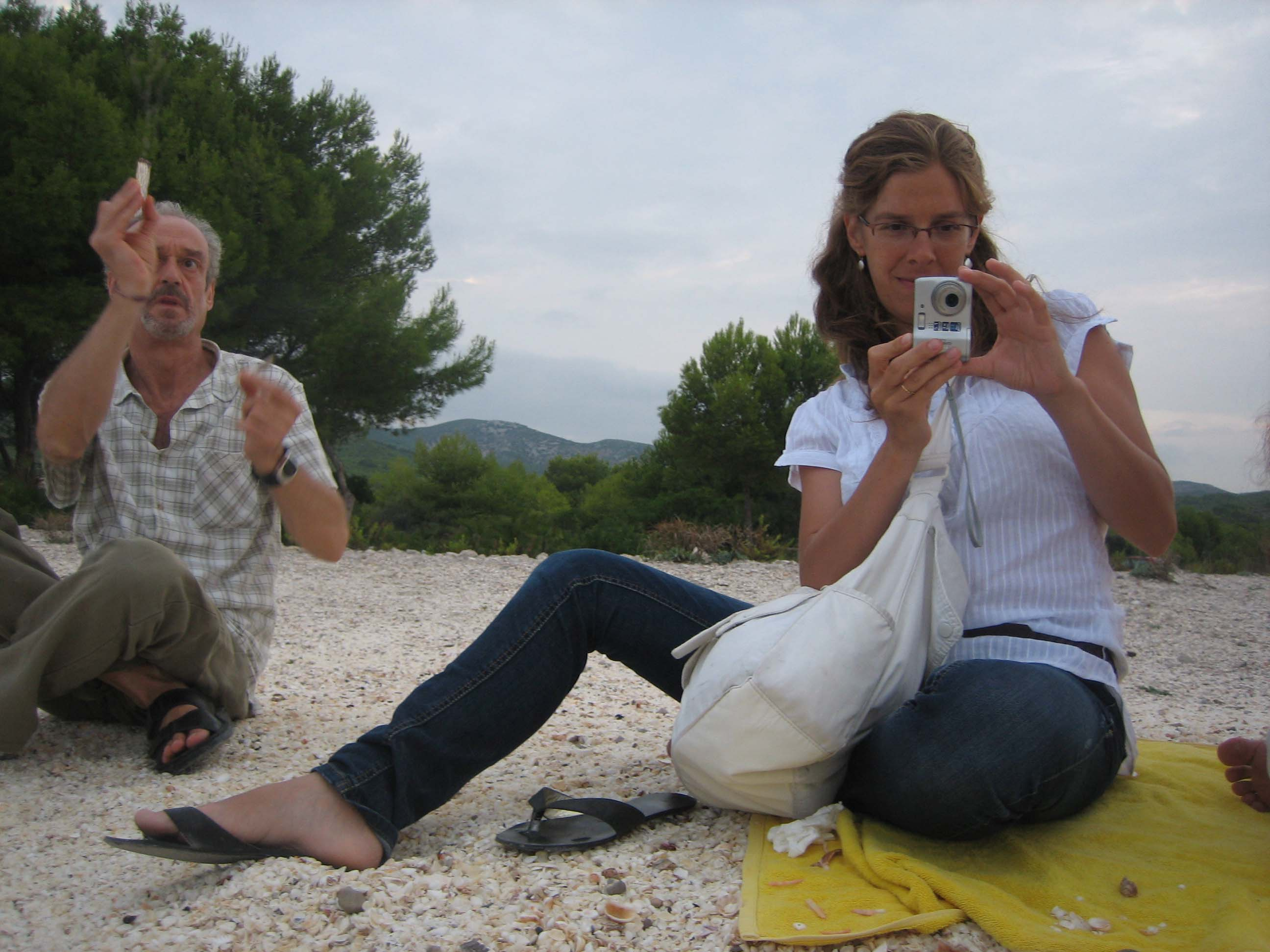 Foto playa Del Russo. Playa Peñiscola