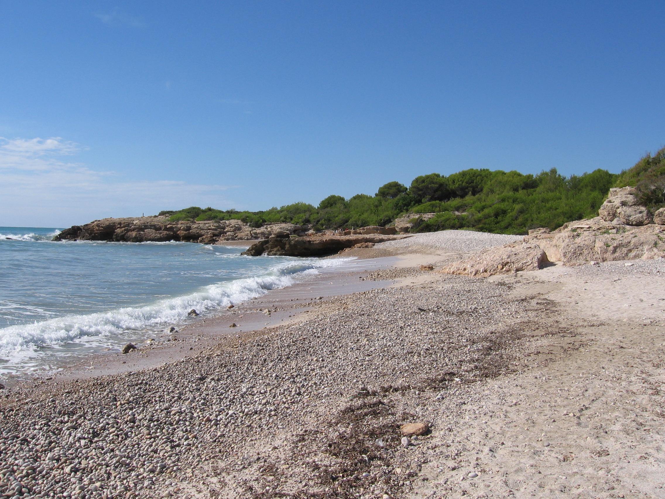 Foto playa Cala Argilaga. IMG_0728