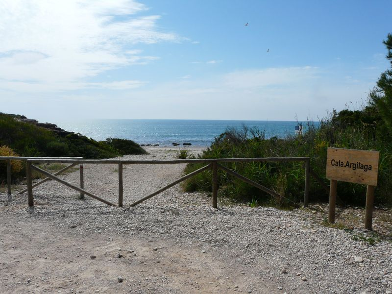 Foto playa Cala Argilaga. Cala Argilaga