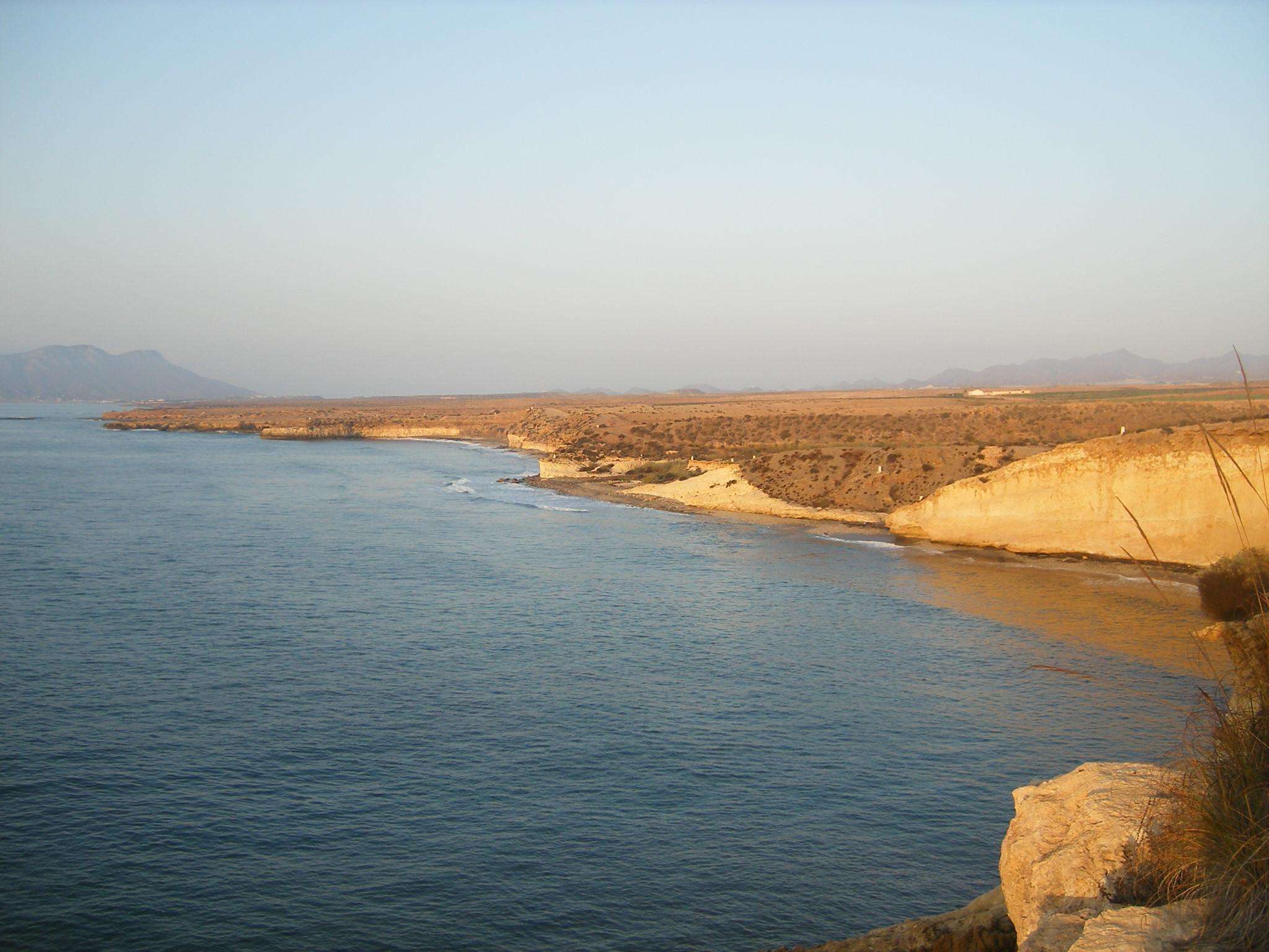 Foto playa Cala Blanca. Cala Blanca 2