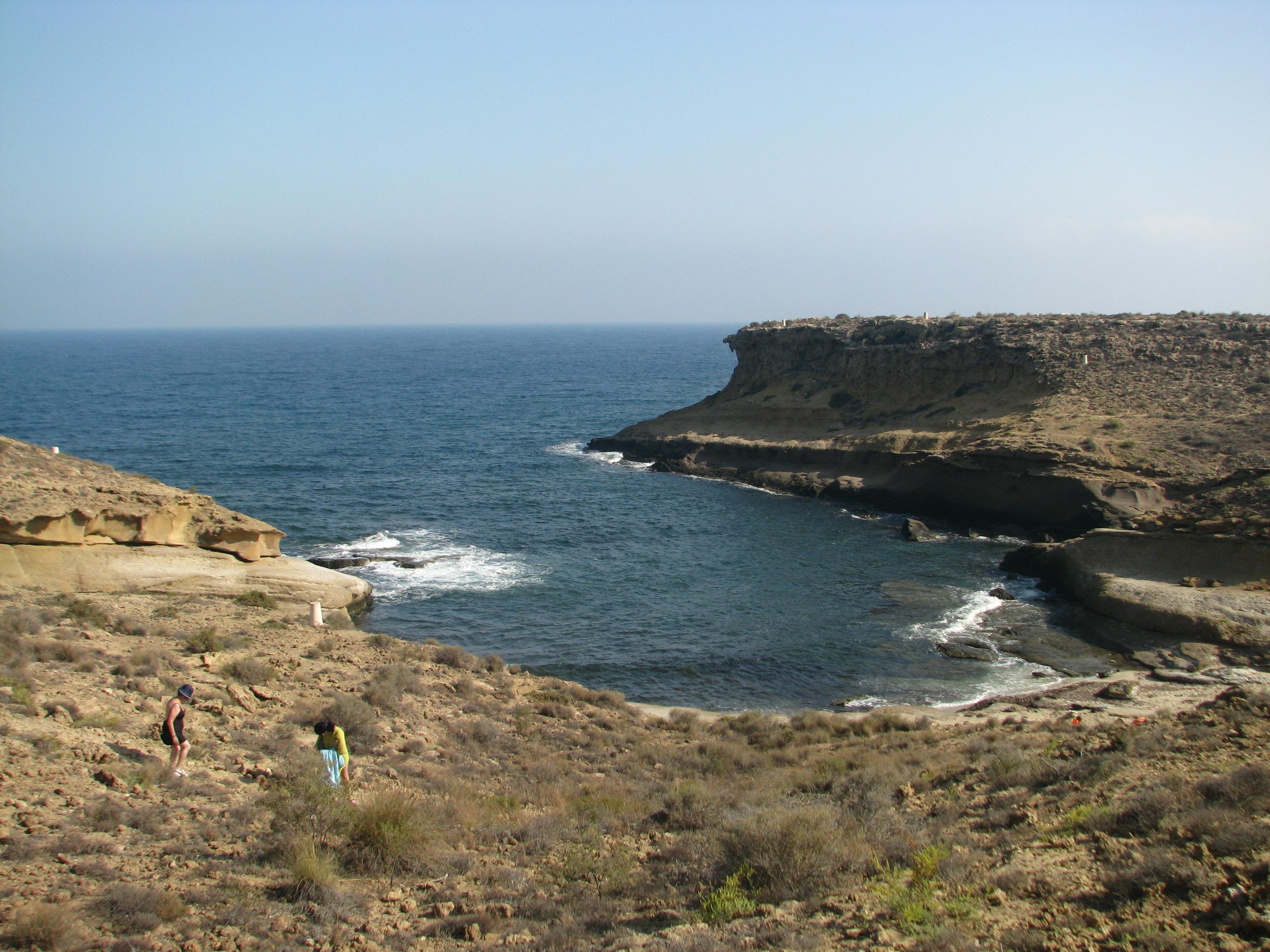 Foto playa Cala Blanca. Cala Blanca