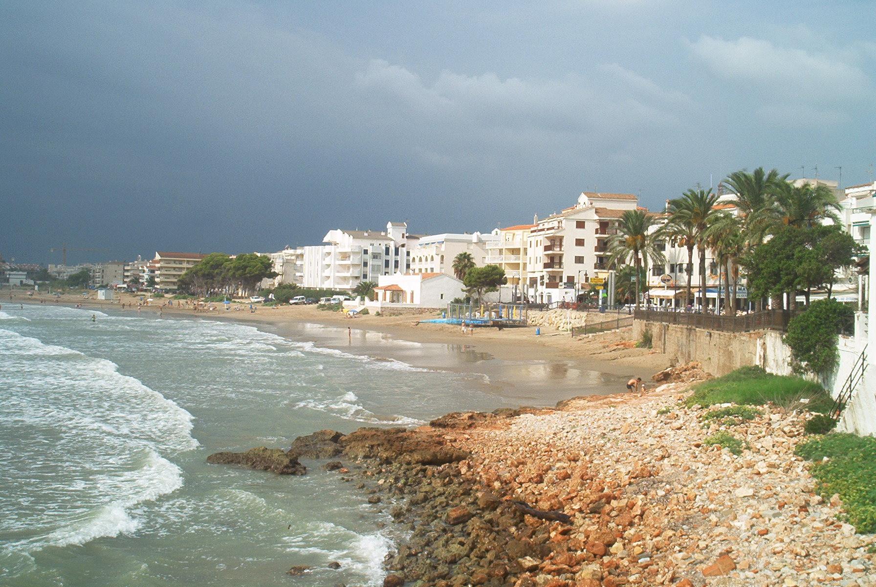 Playa El Carregador