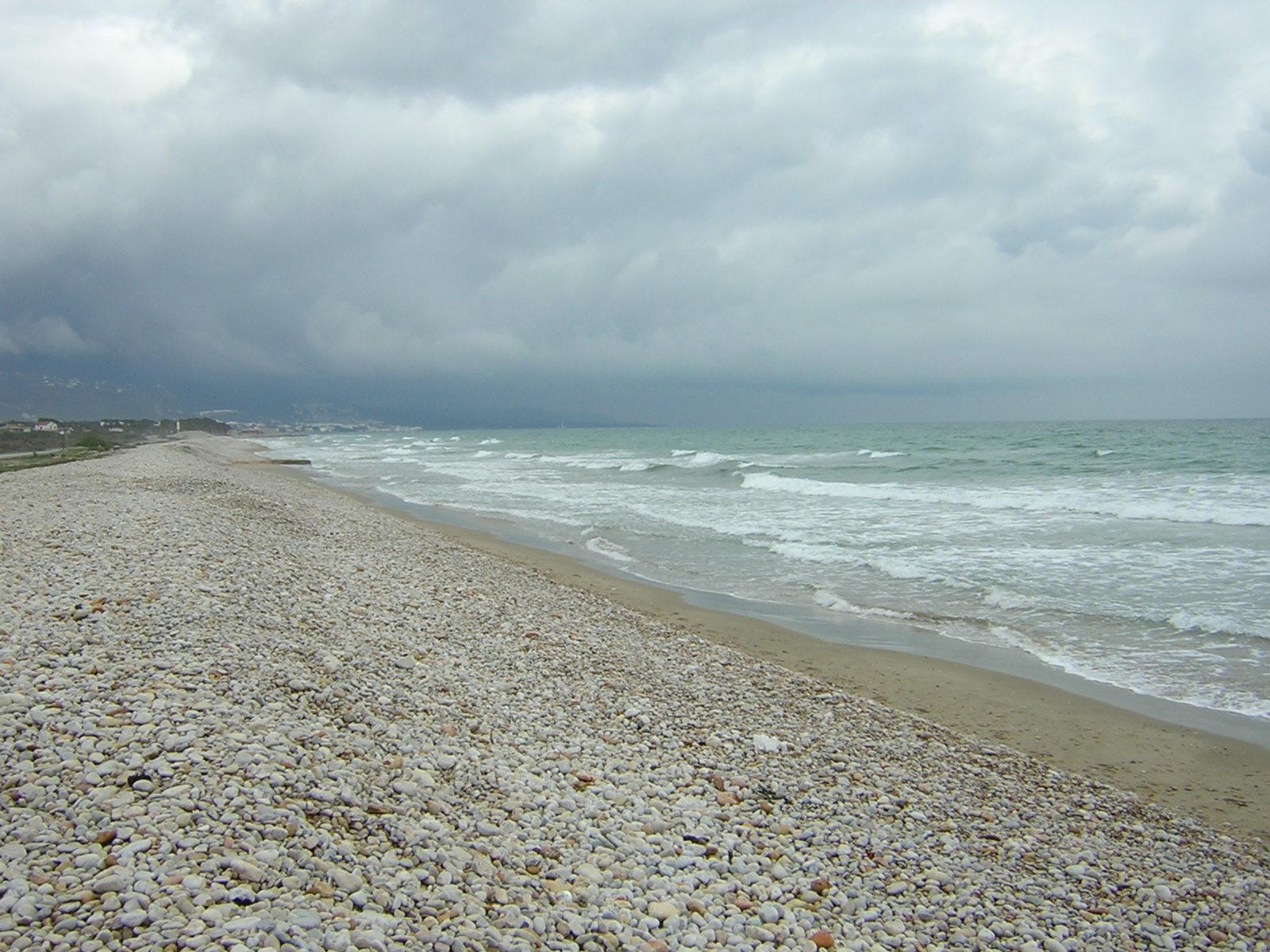 Foto playa Serradal. Alcocebre-playa