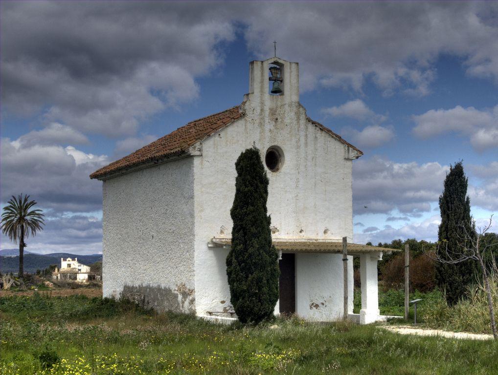 Foto playa Serradal. Ermita San Antonio de Padua, Alcocéber, Castellón