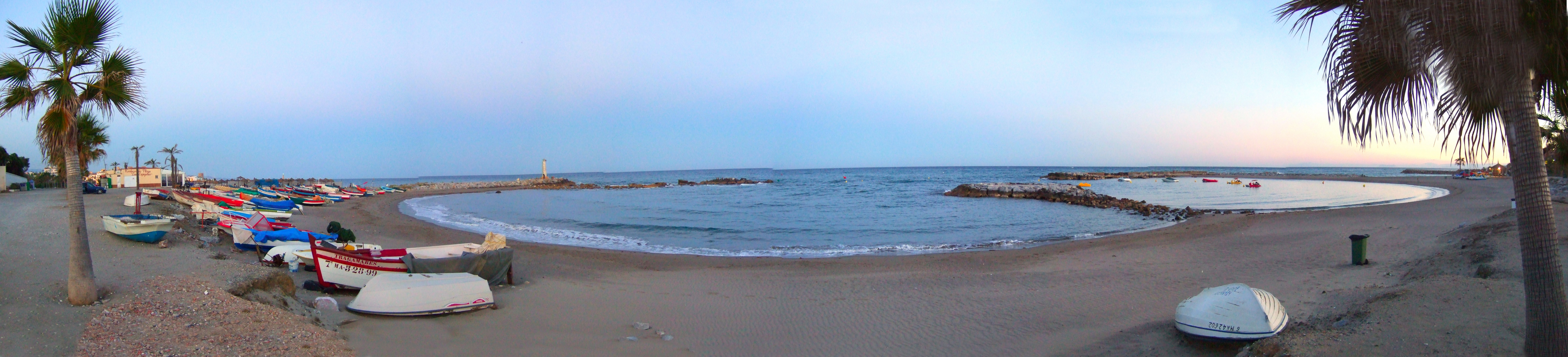 Foto playa Nueva Andalucía / Playa del Duque. Marbella - Puerto Banús