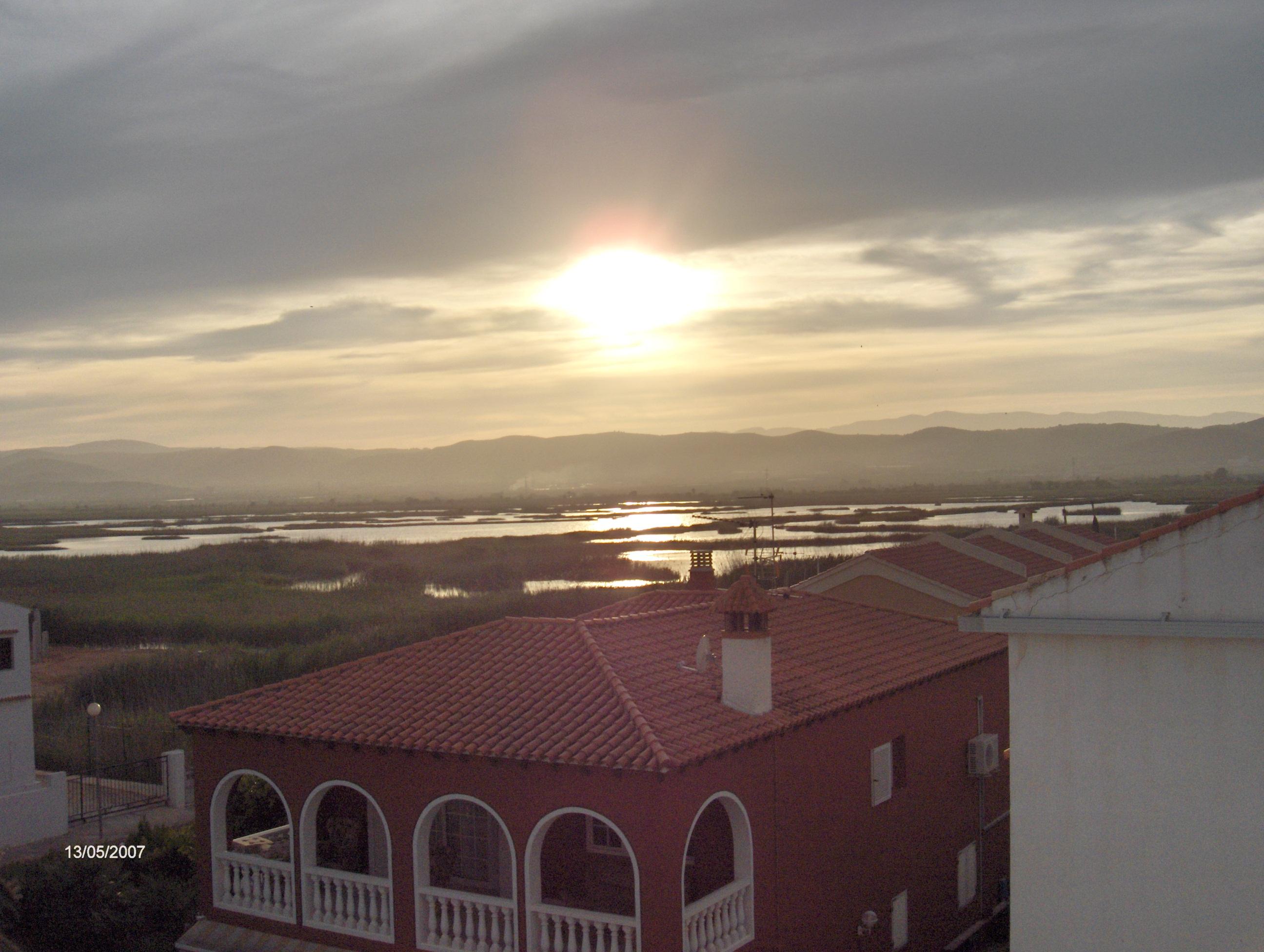 Foto playa Sud de Torreblanca / Playa del Prat. Els aiguamolls de Torrenostra